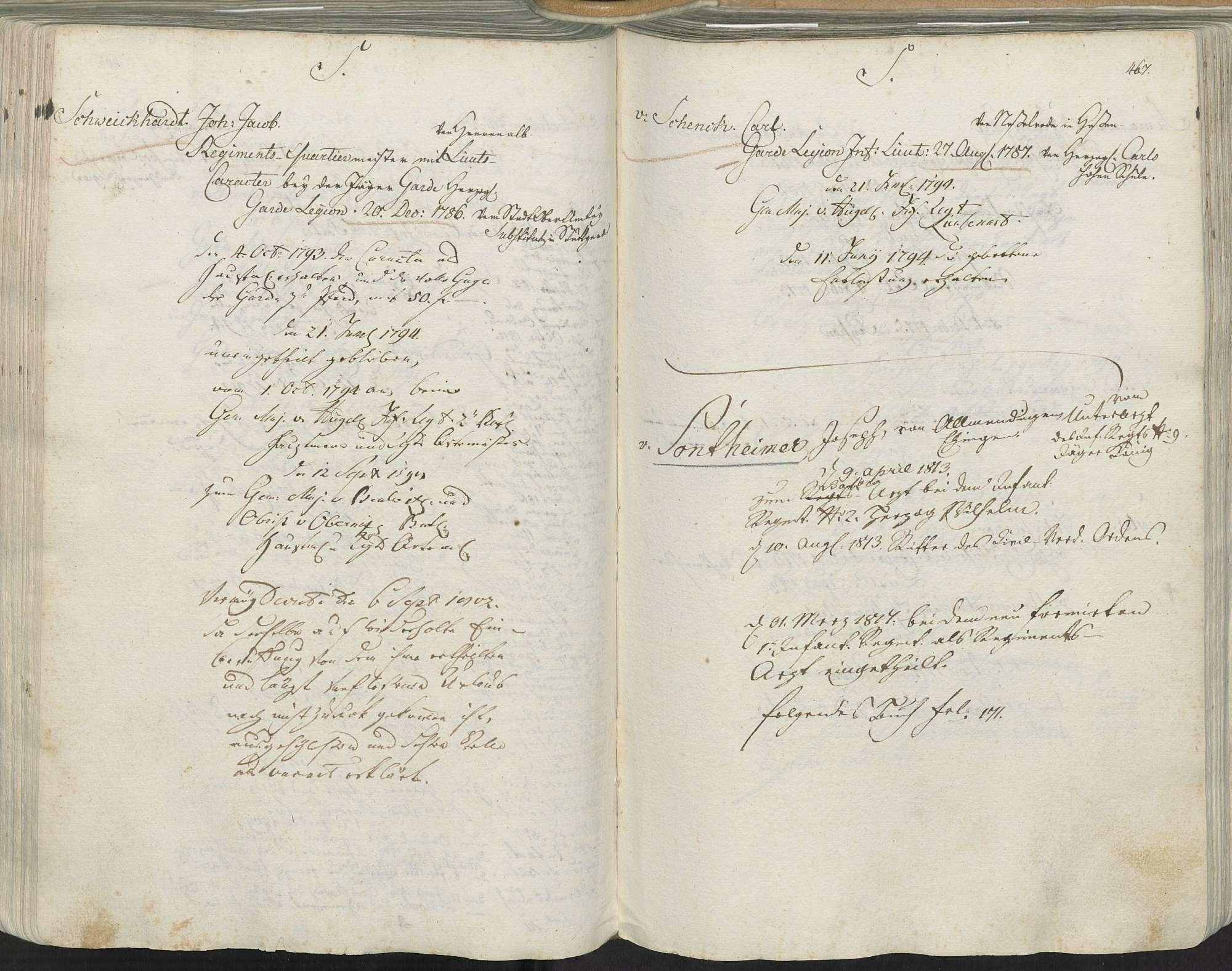 Schweickhardt, Johann Jacob, Bild 1