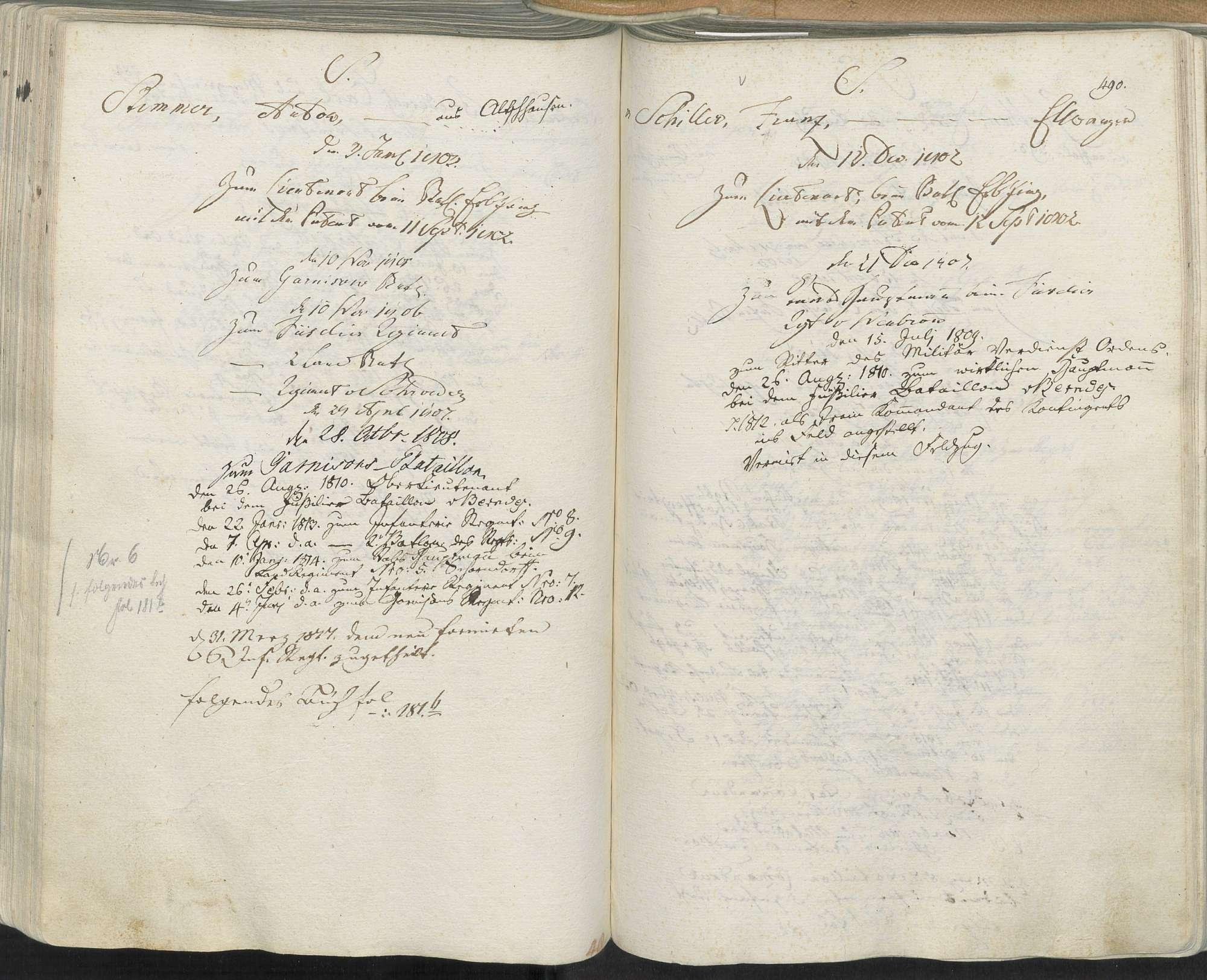 Schiller, Franz von, Bild 1