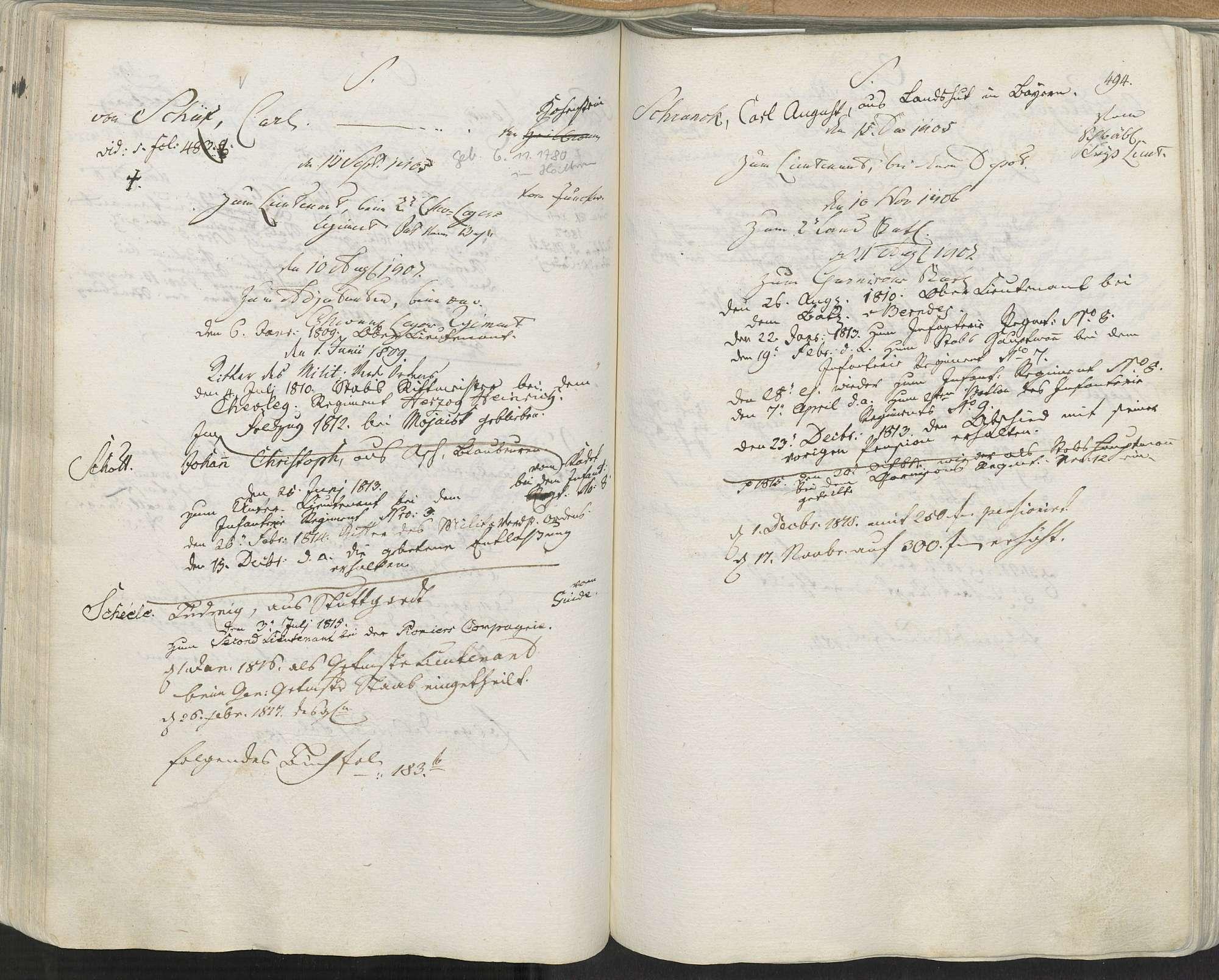 Schott, Johann Christoph, Bild 1