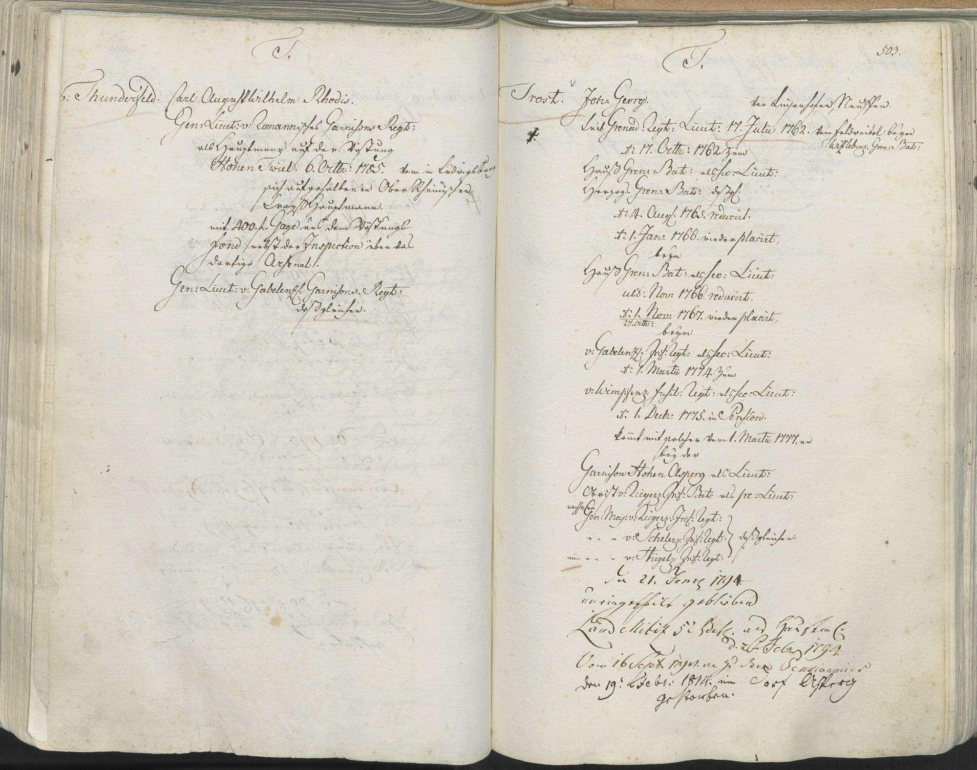 Trost, Johann Georg, Bild 1