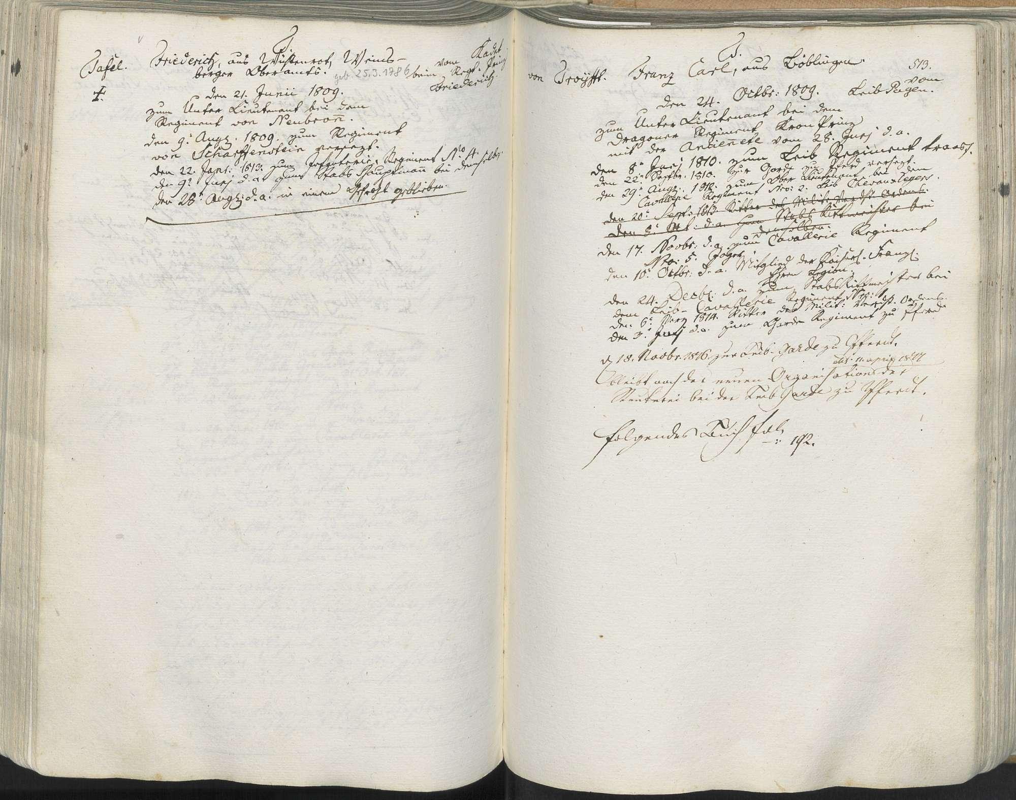 Tafel, Friedrich, Bild 1