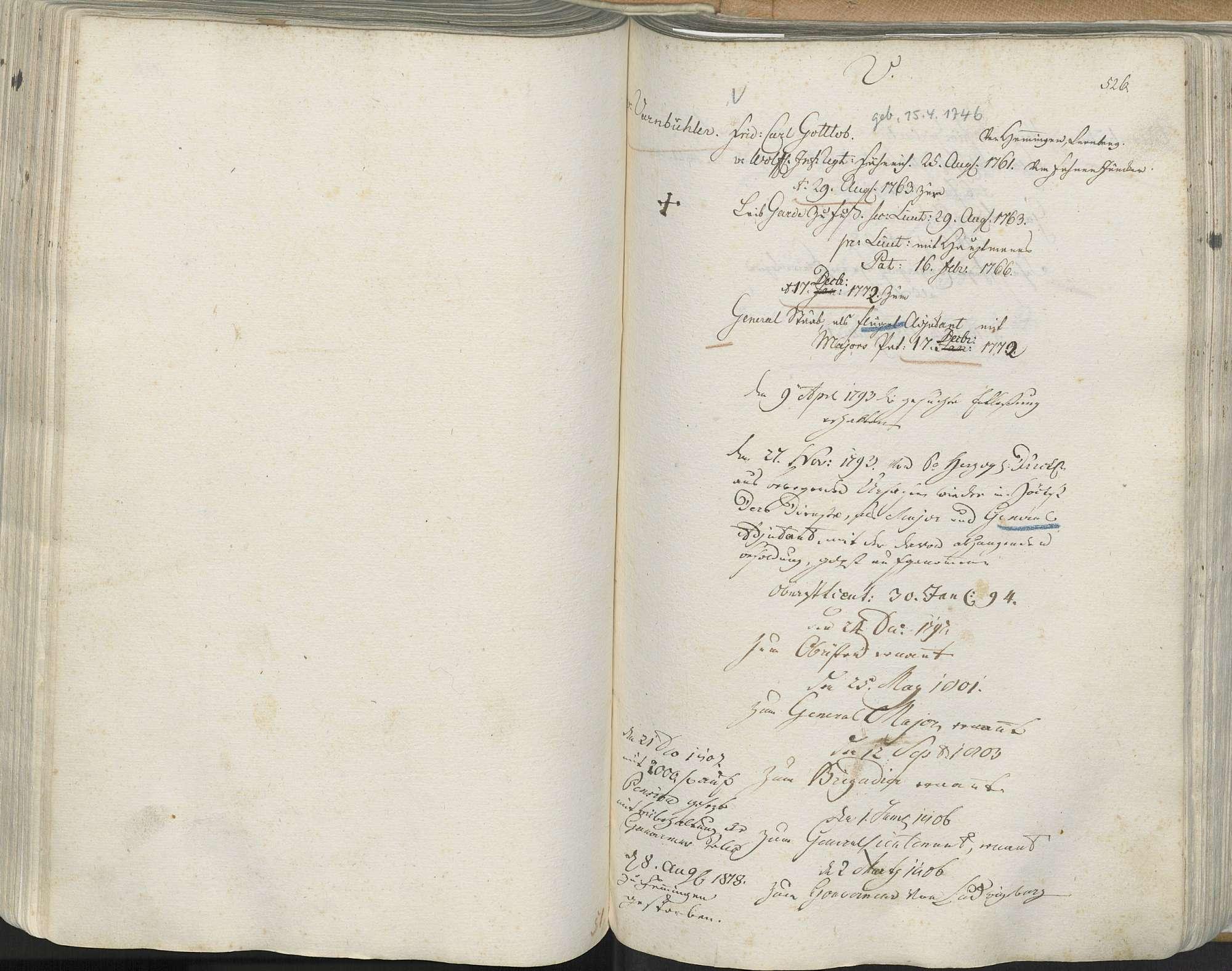 Varnbühler, Friedrich Carl Gottlob von, Bild 1