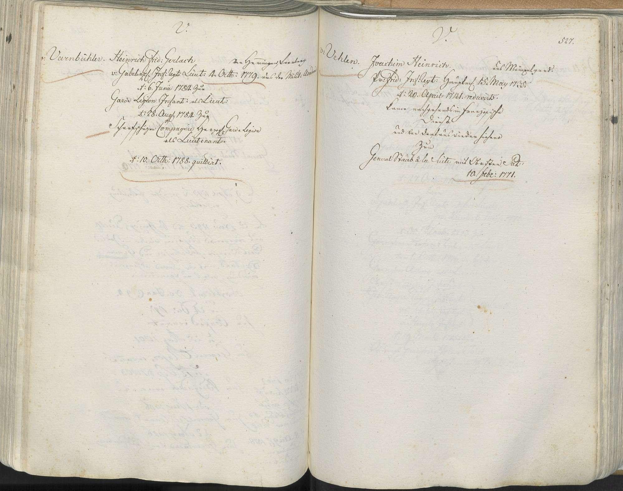 Varnbühler, Heinrich Friedrich Gerlach von, Bild 1