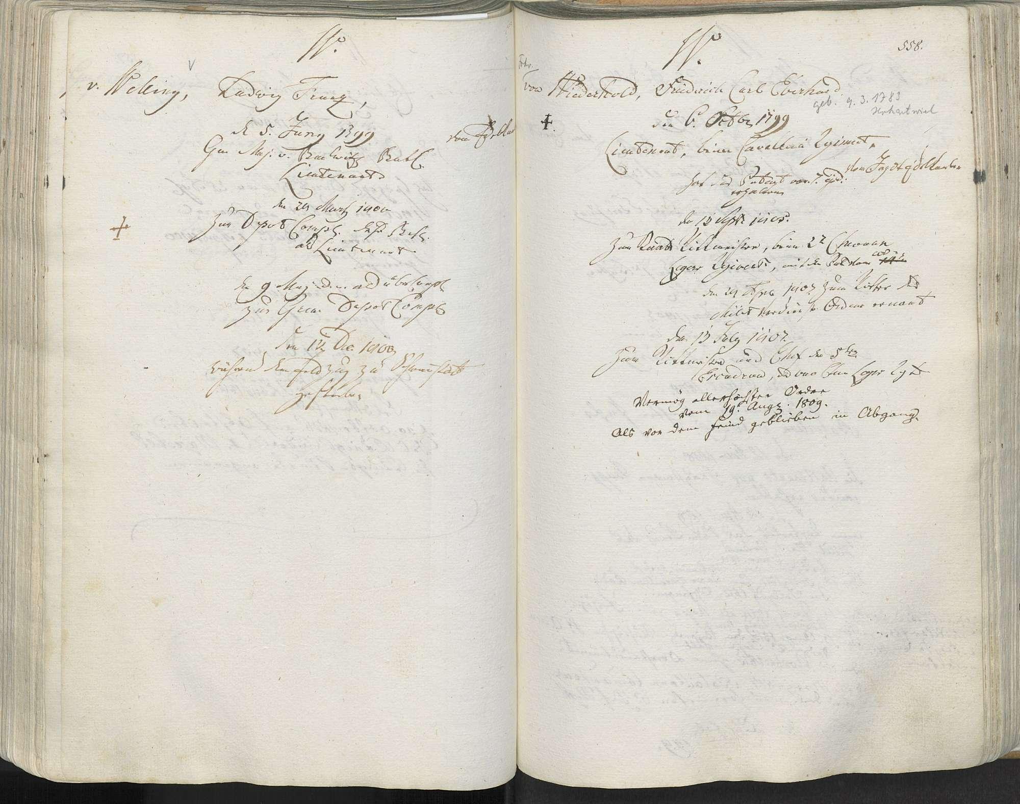 Wiederhold, Friedrich Carl Eberhard Freiherr von, Bild 1