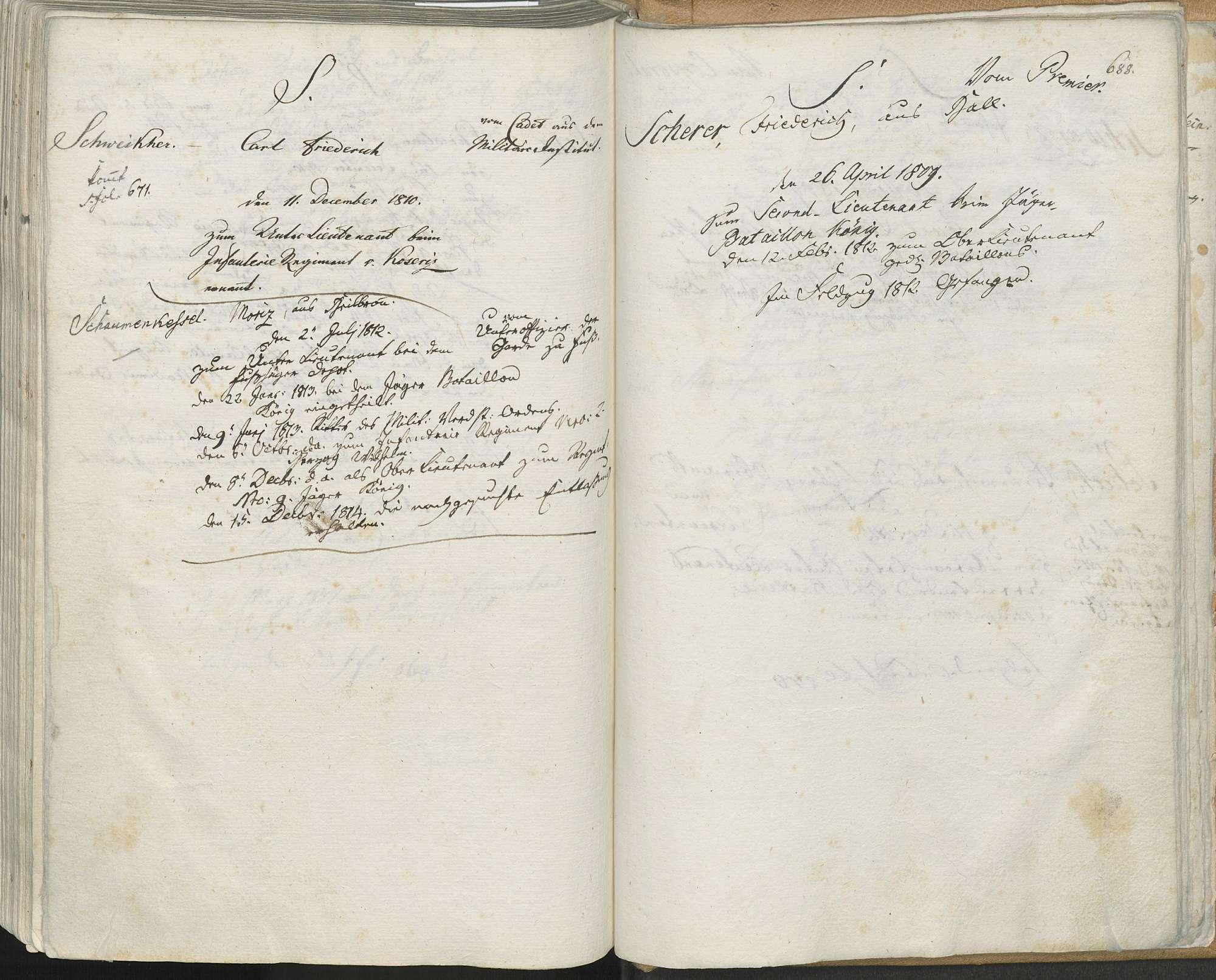 Scherer, Friedrich, Bild 1