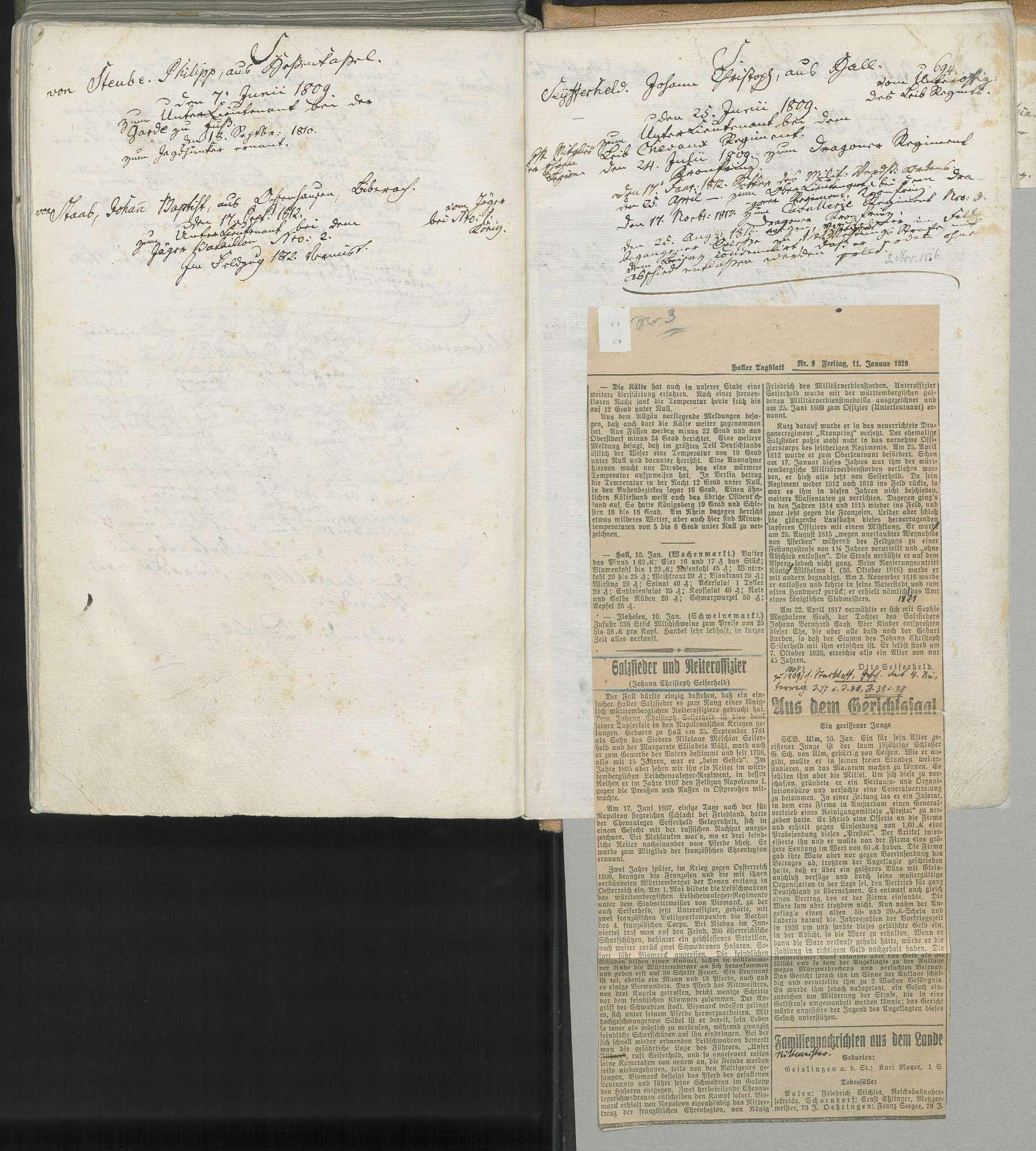 Seyfferheld, Johann Christoph, Bild 1