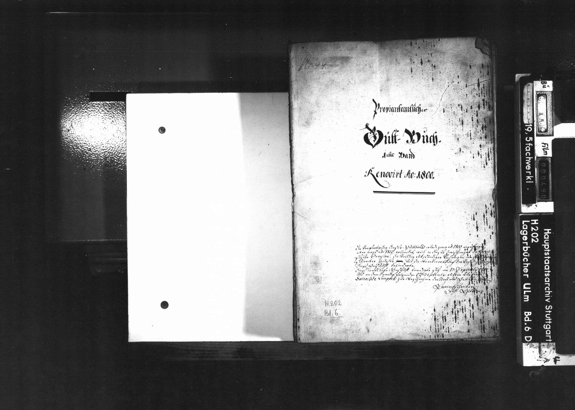 Gültbuch, Bild 1