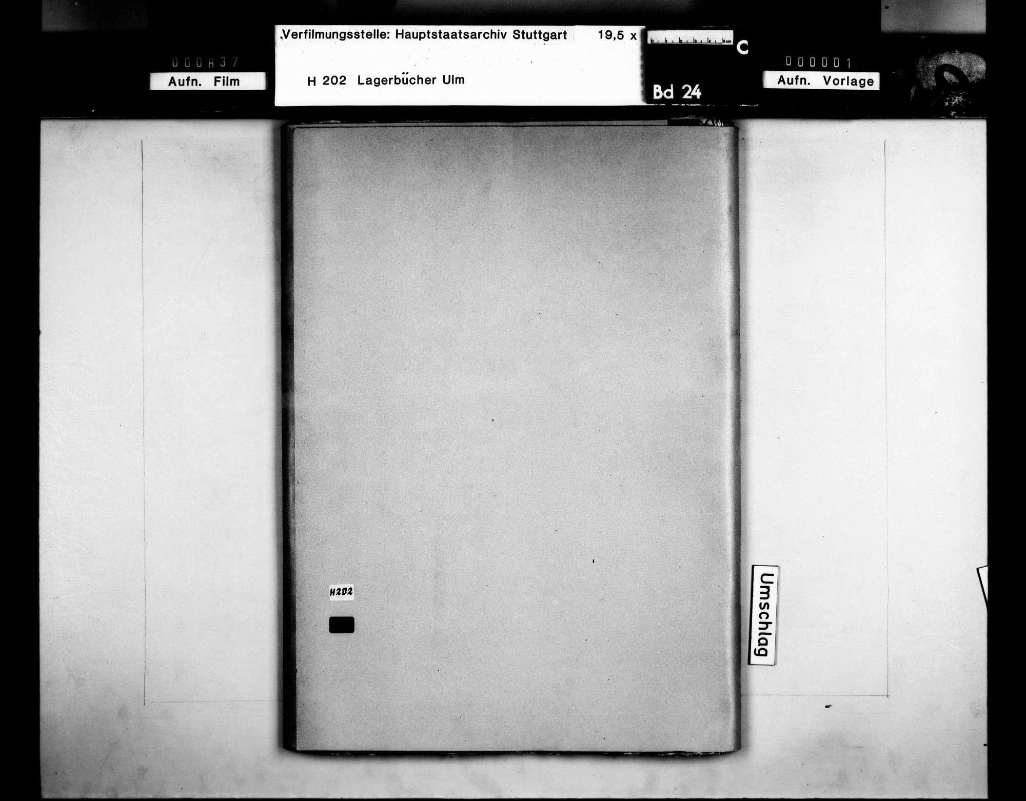 Beibuch: Amt Überkingen und Aufhausen, Register, Bild 1