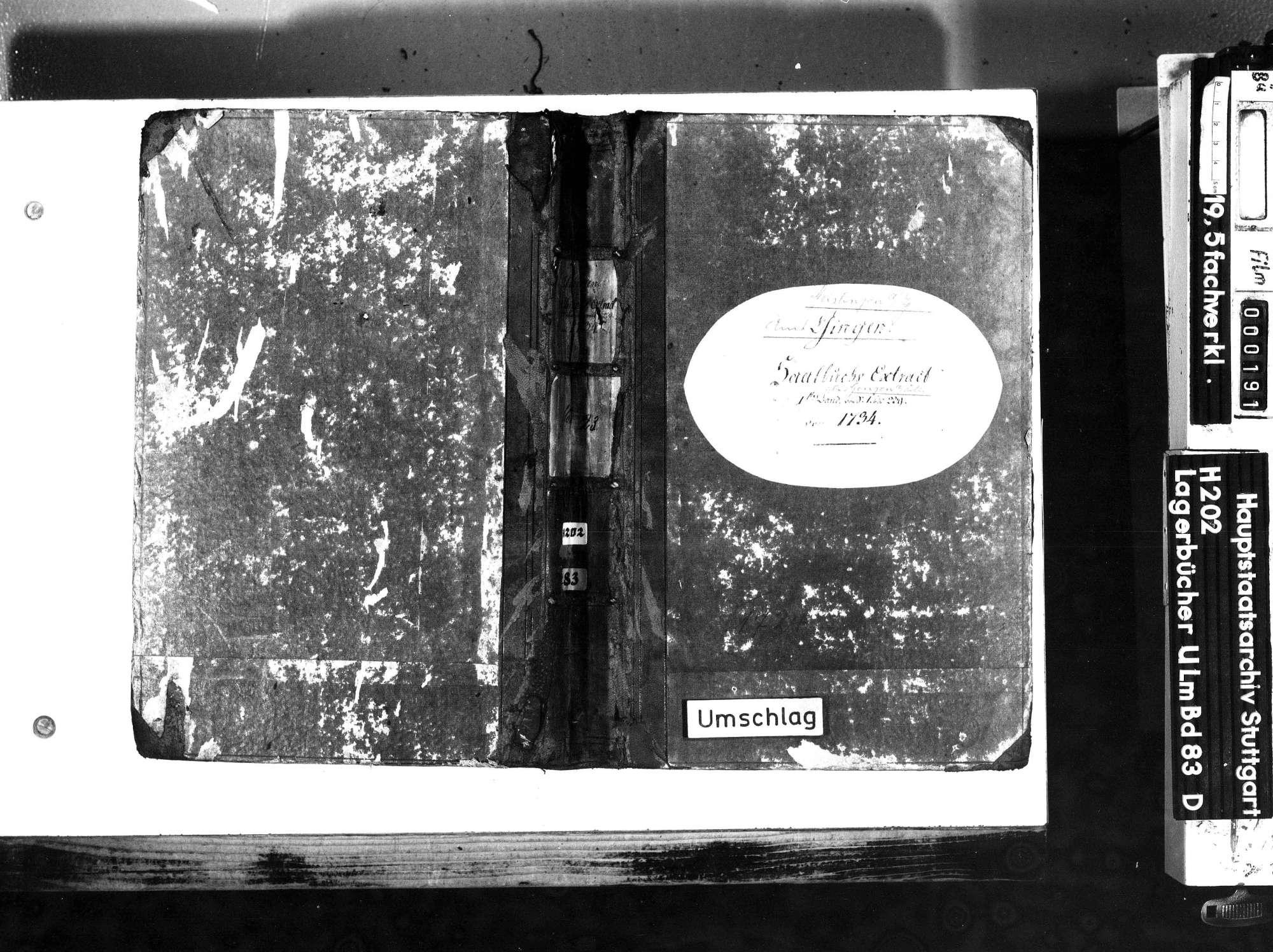 Gingen an der Fils 1. Bd., Bild 1
