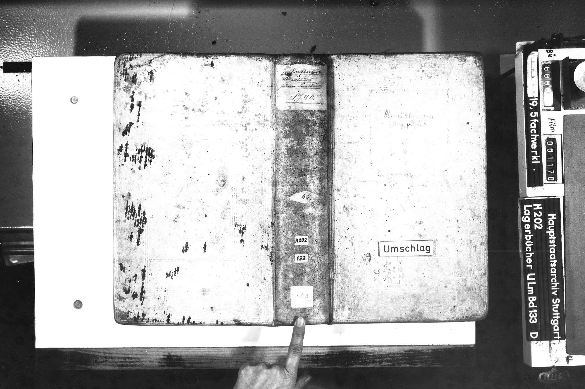 Amt Merklingen: Beibuch, Bild 1