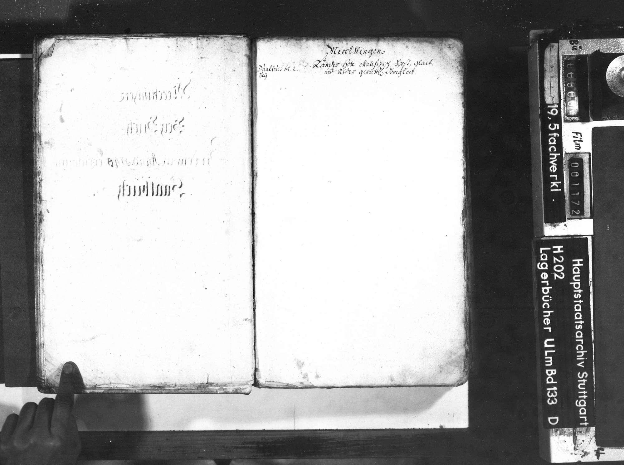 Amt Merklingen: Beibuch, Bild 3