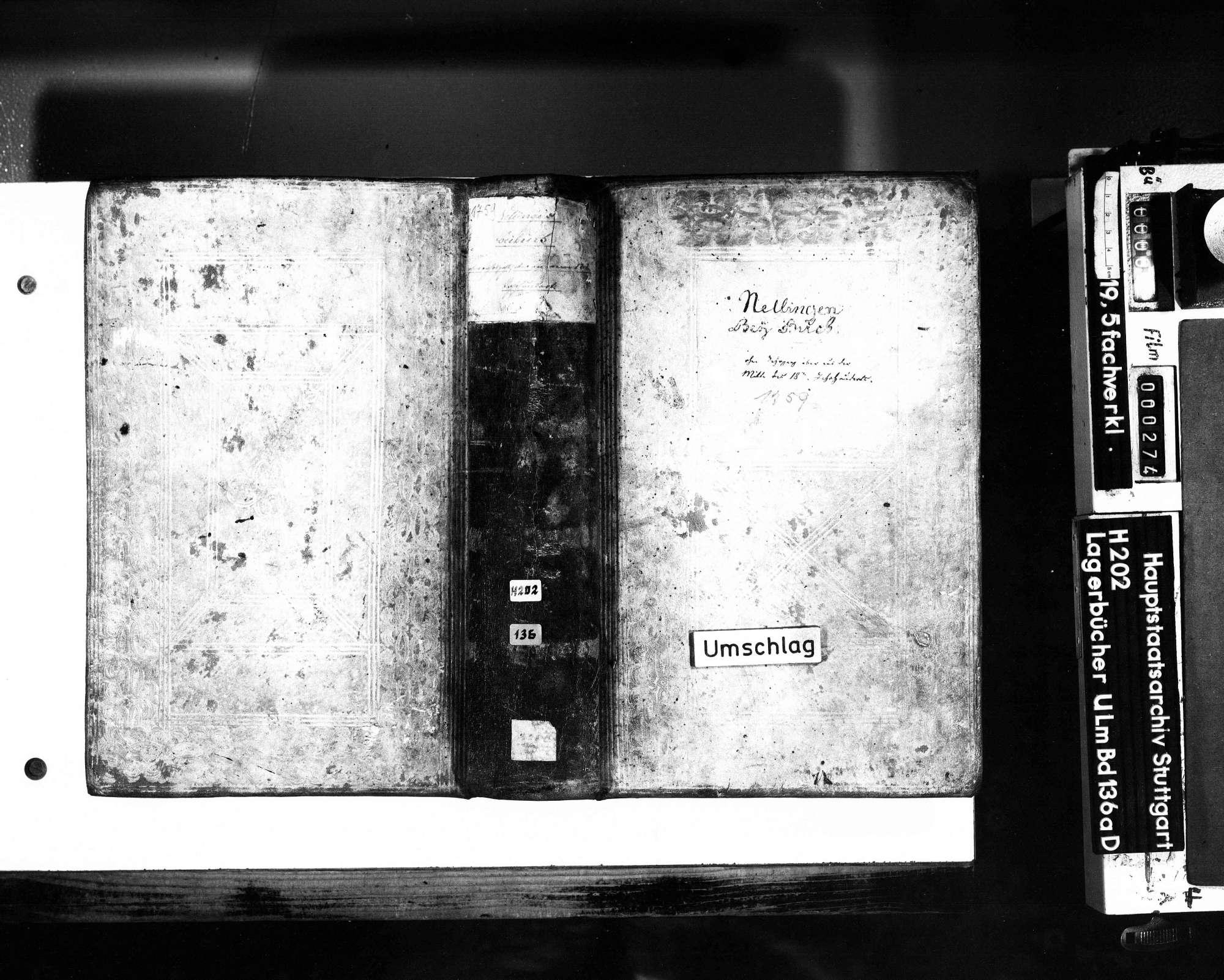 Nellingen: Beibuch, Bild 1