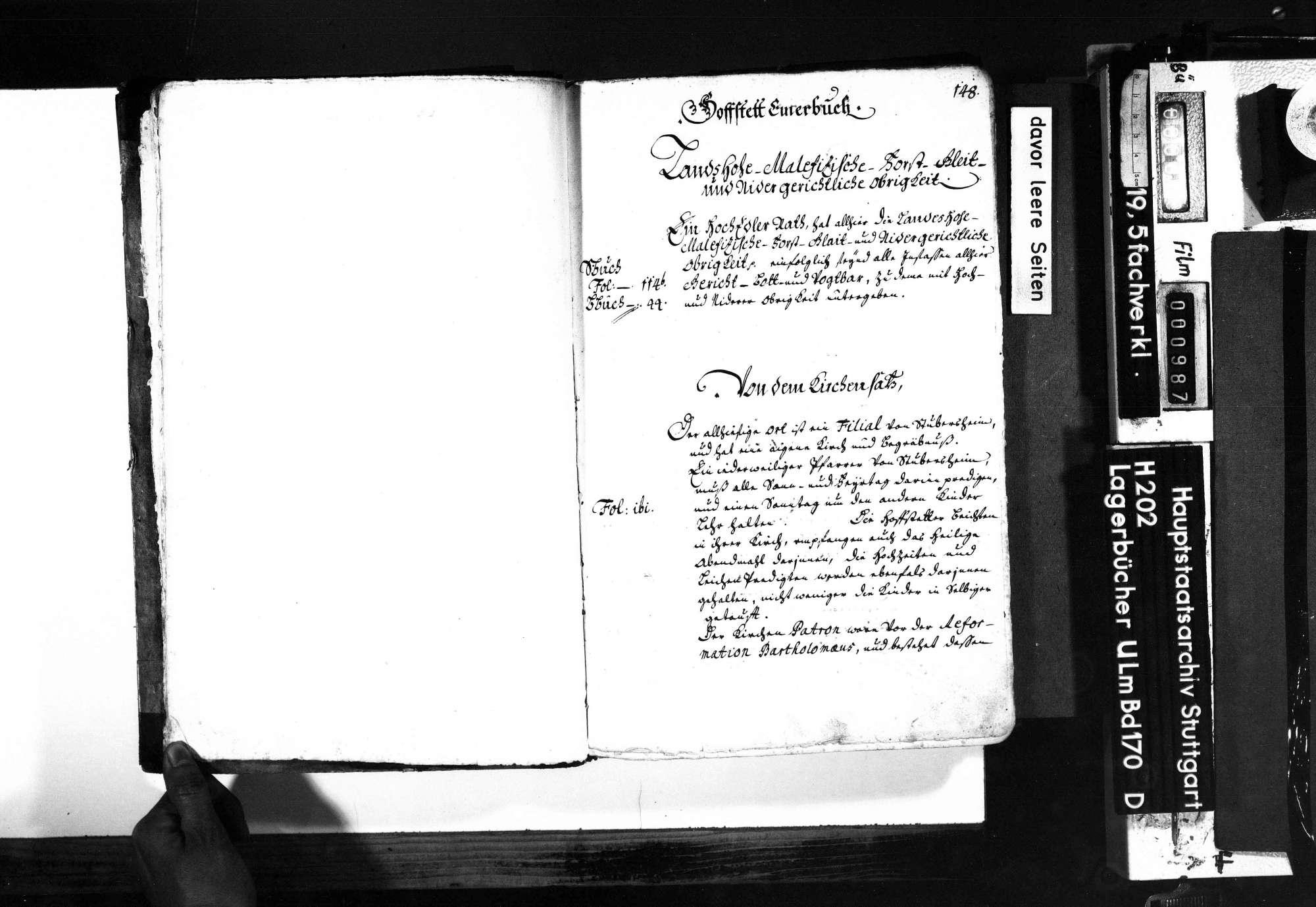 Amt Stubersheim 2. Bd., Bild 2