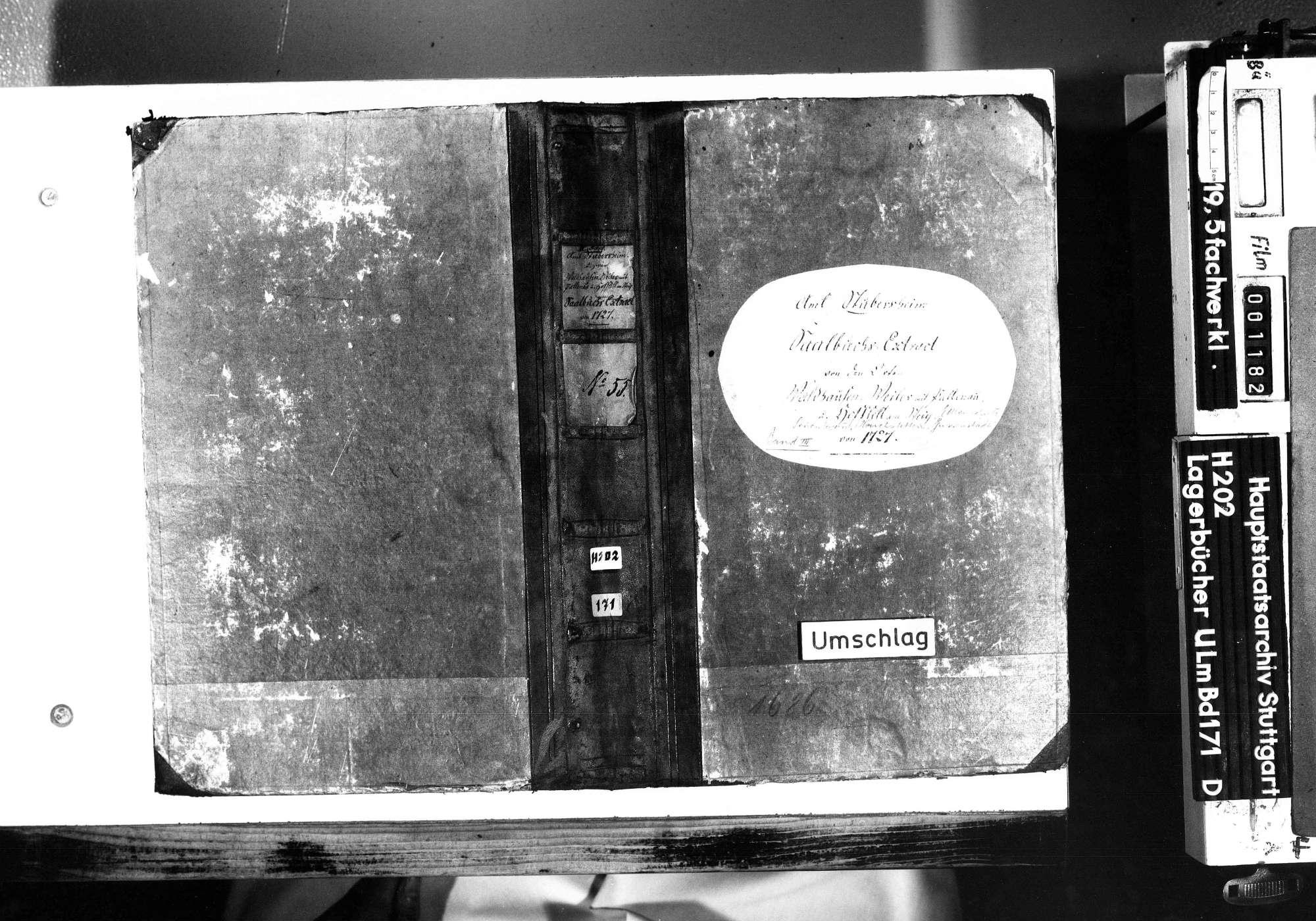 Amt Stubersheim 3. Bd., Bild 1