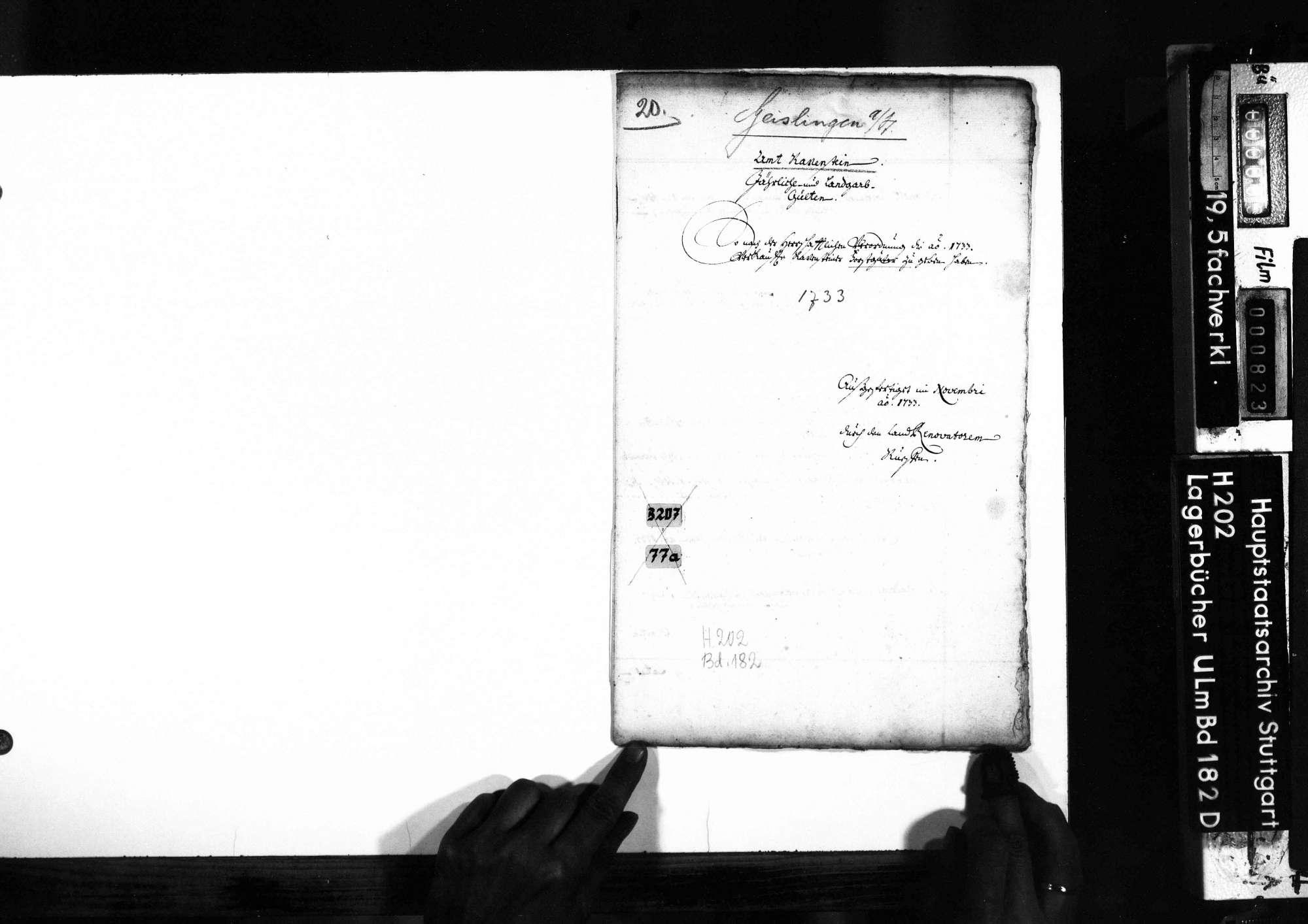 Ravenstein:Landgarben, Forstgüter (Auszug), Bild 2