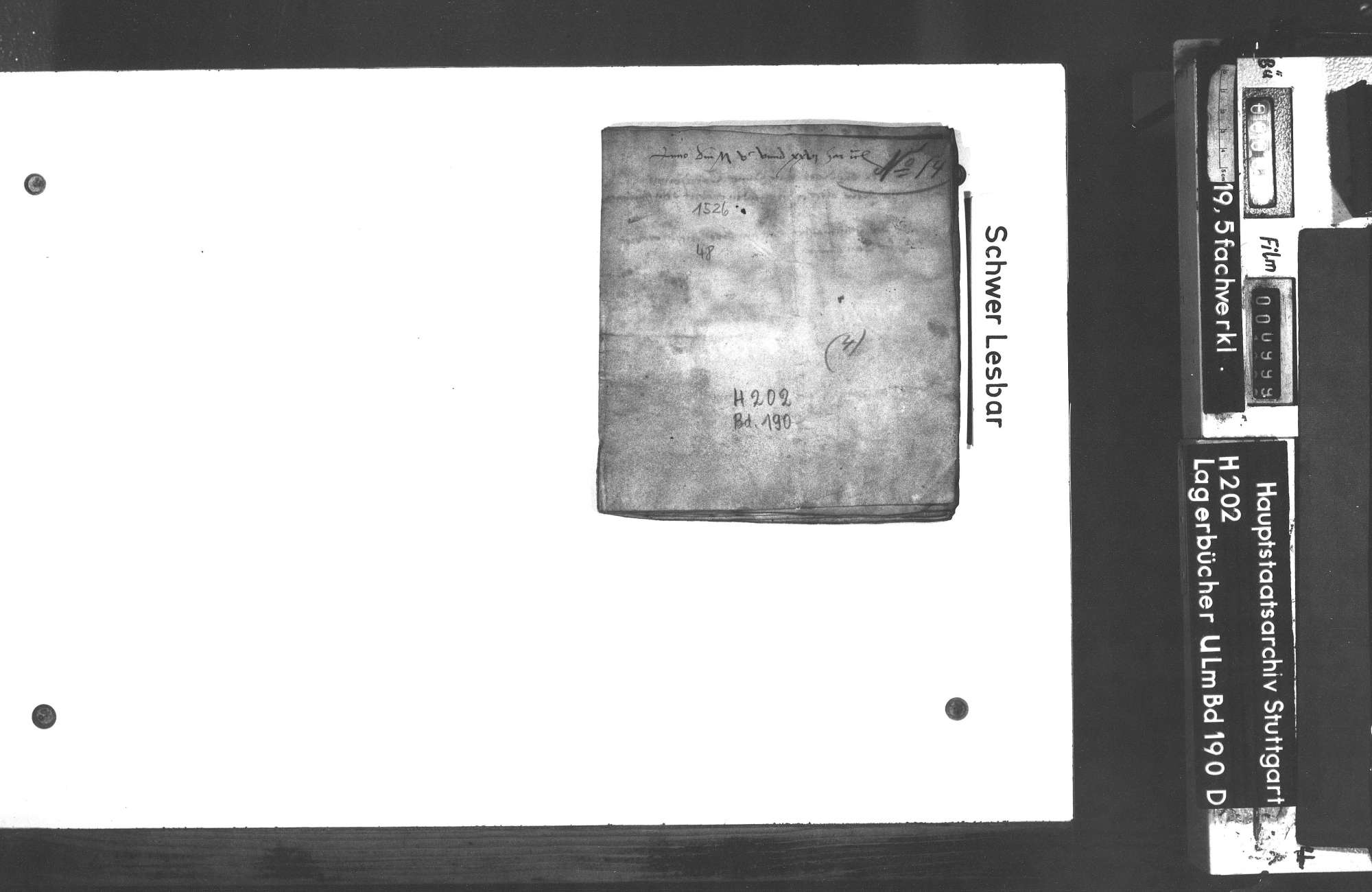 Böhringer Heiligenzinsbuch, Bild 2