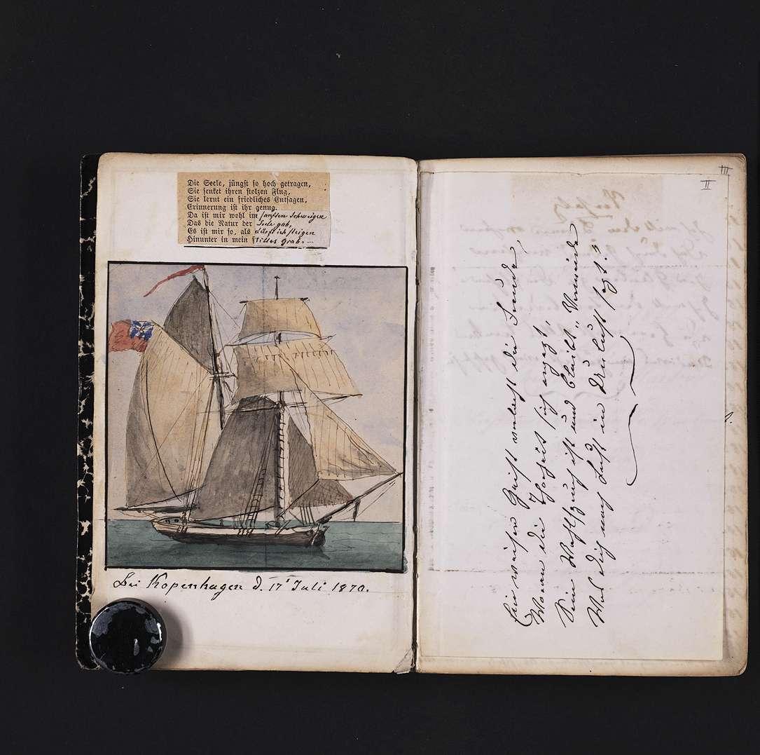 """""""Illustrierte Familienchronik 1851-(1882)"""", Bild 2"""
