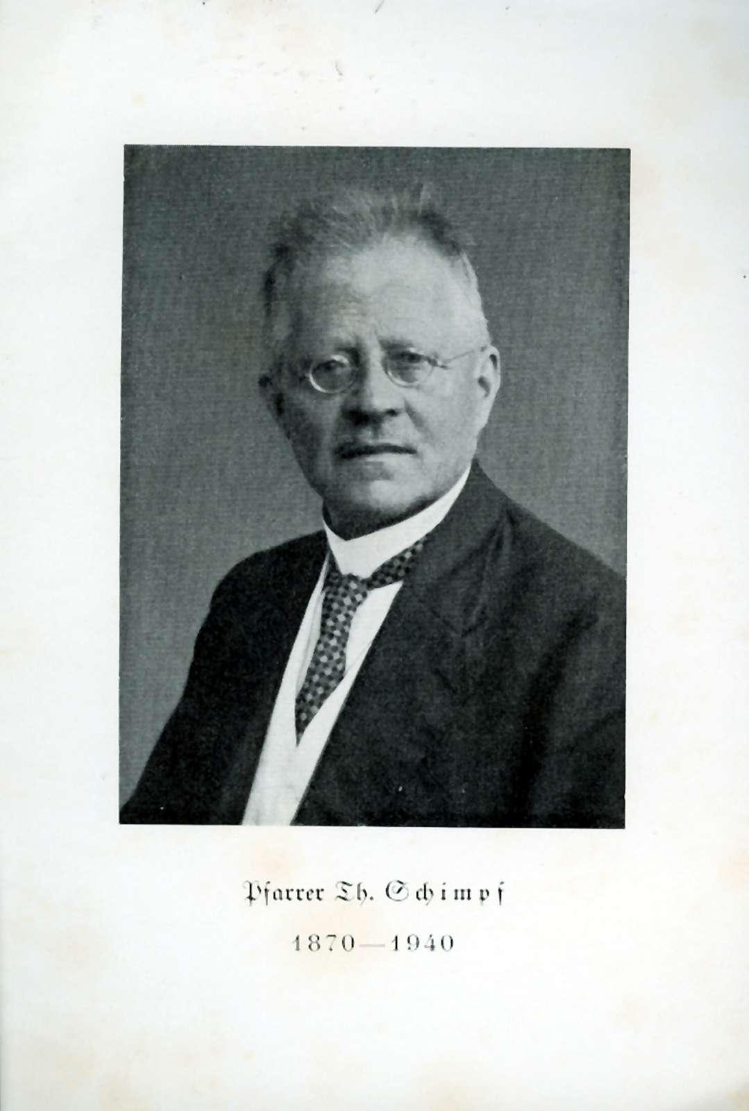 Leichenpredigten zu Mitgliedern der Familien Schilling von Cannstatt, Schloßberger, Schickard, Schlotterbeck und Schimpf, Bild 1