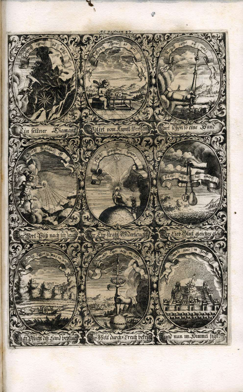 Leichenpredigten zu Mitgliedern der Familie von Stein, Steudlin, Stigler, Stecher, vom und zum Stein-Callenfels und Stierlin, Bild 3
