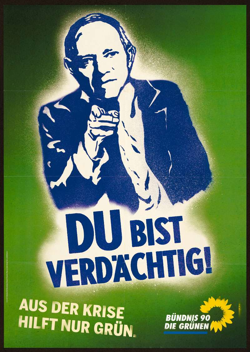 Bündnis 90/Die Grünen, Bundestagswahl 2009, Bild 1