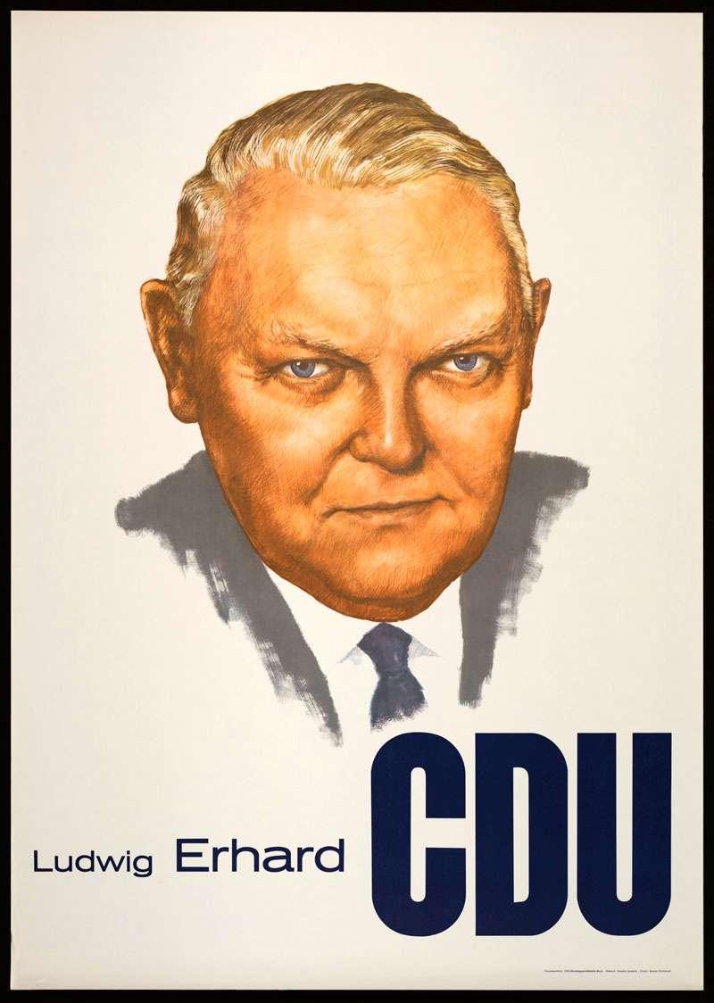 CDU, Bundestagswahl 1957, Bild 1