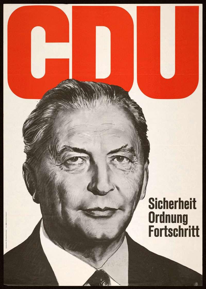 CDU, Landtagswahl 1968, Bild 1