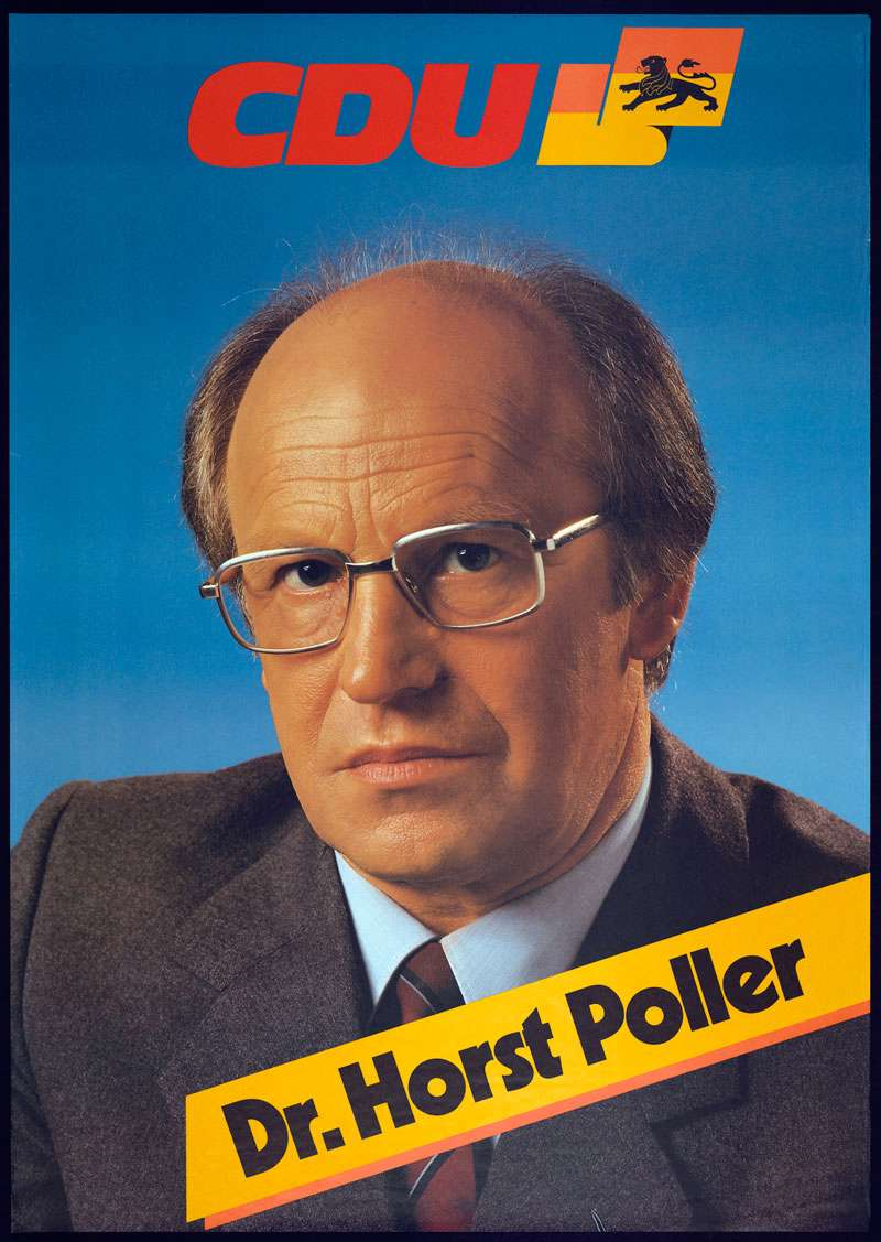 CDU, Landtagswahl 1984, Bild 1