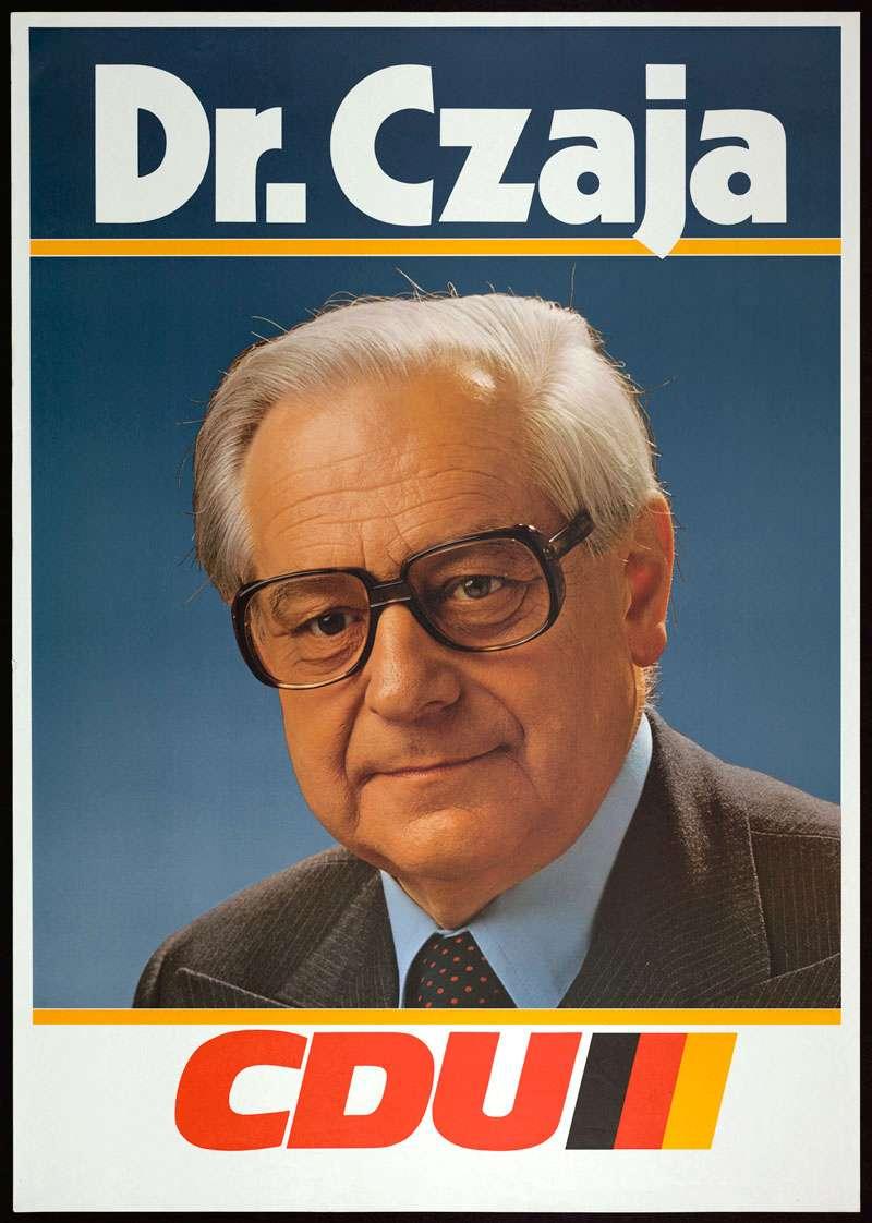 CDU, Bundestagswahl 1987, Bild 1