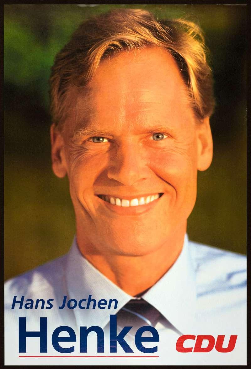 CDU, Bundestagswahl 1998, Bild 1