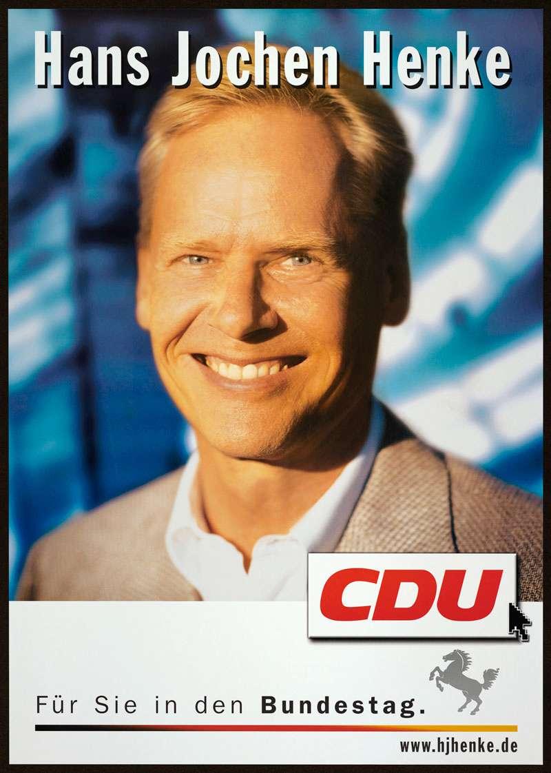 CDU, Bundestagswahl 2002, Bild 1