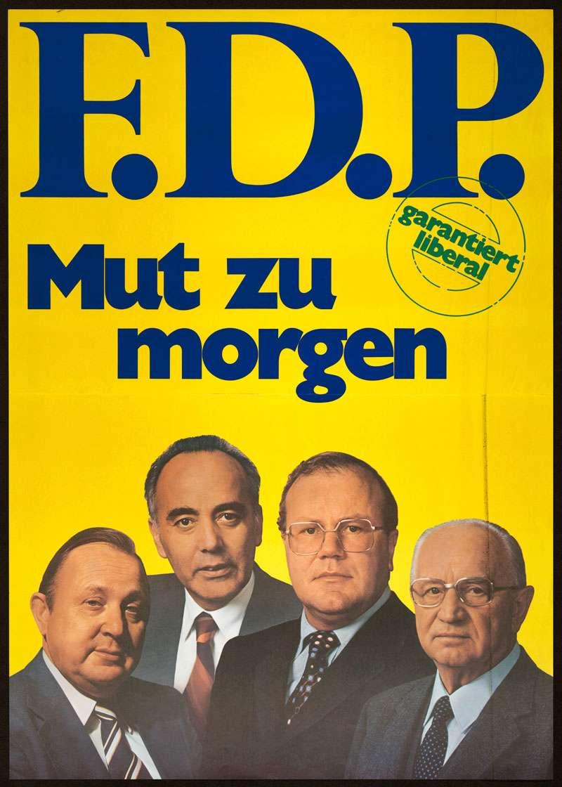 FDP, Landtagswahl 1976, Bild 1