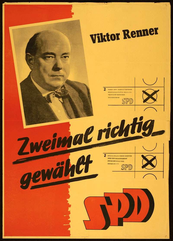 SPD, Bundestagswahl 1953, Bild 2