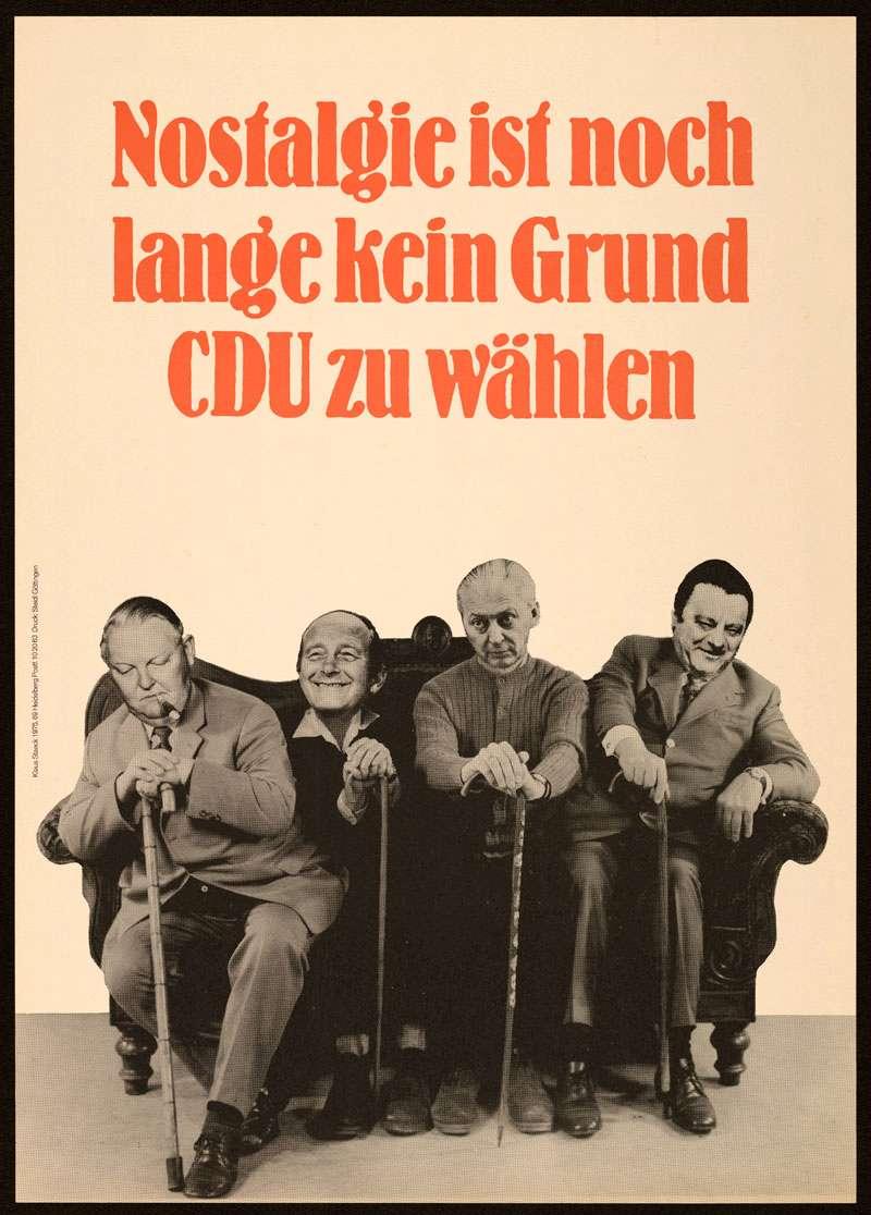 JUSO der SPD, Landtagswahl 1976, Bild 1