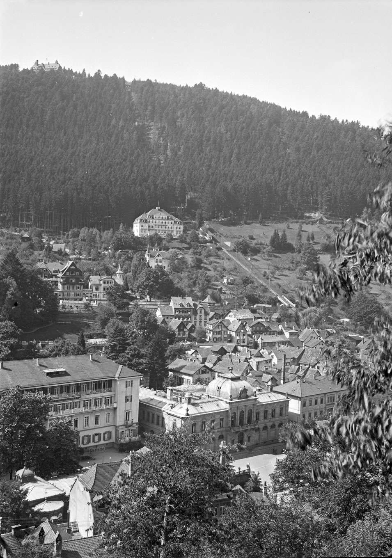 Dokumentation Wildbad und Calmbach, Nr 001