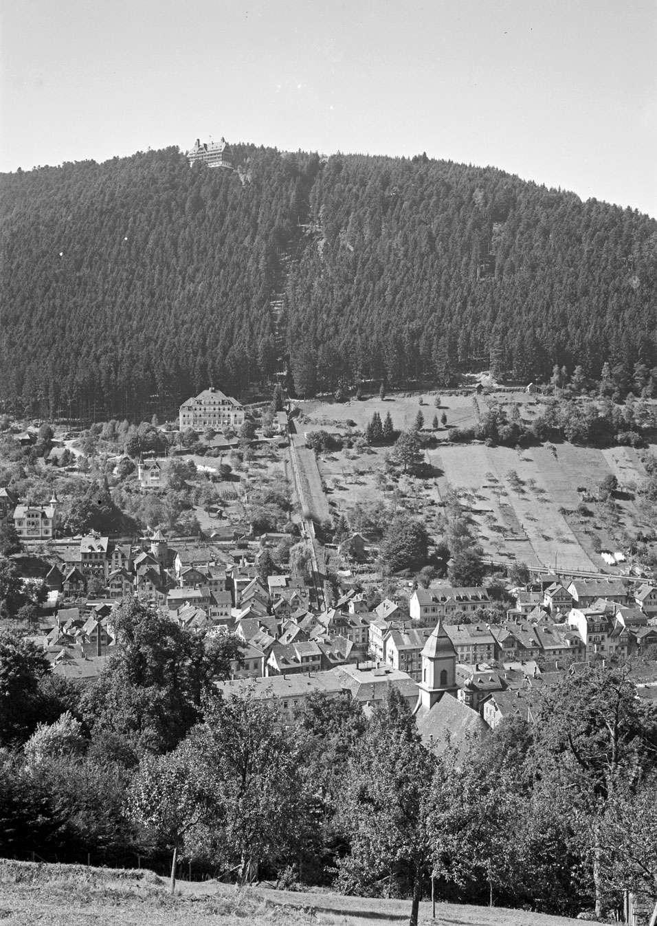 Dokumentation Wildbad und Calmbach, Nr 002