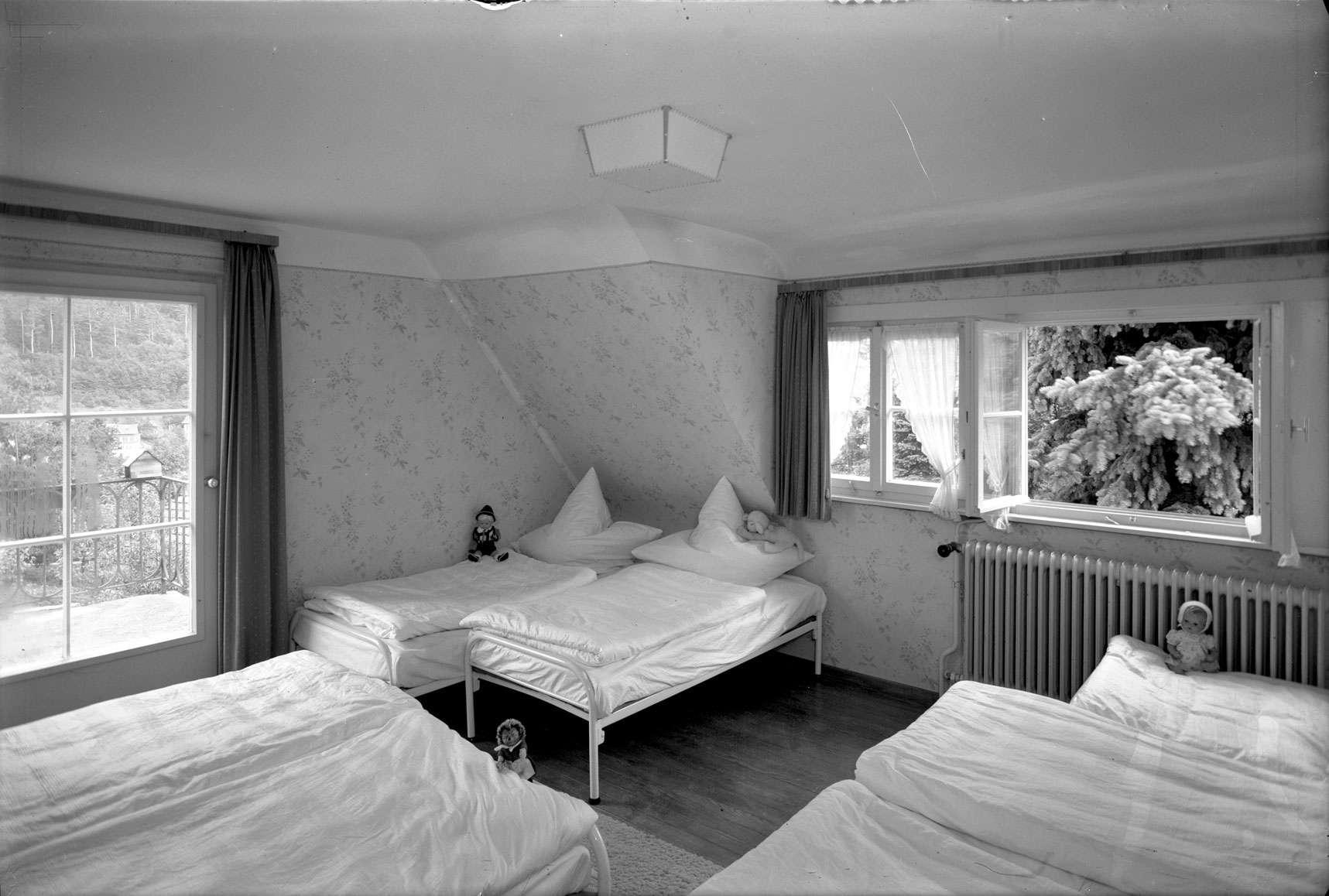 Wildbad / Höfen u.a. 1955 (2), Nr 001