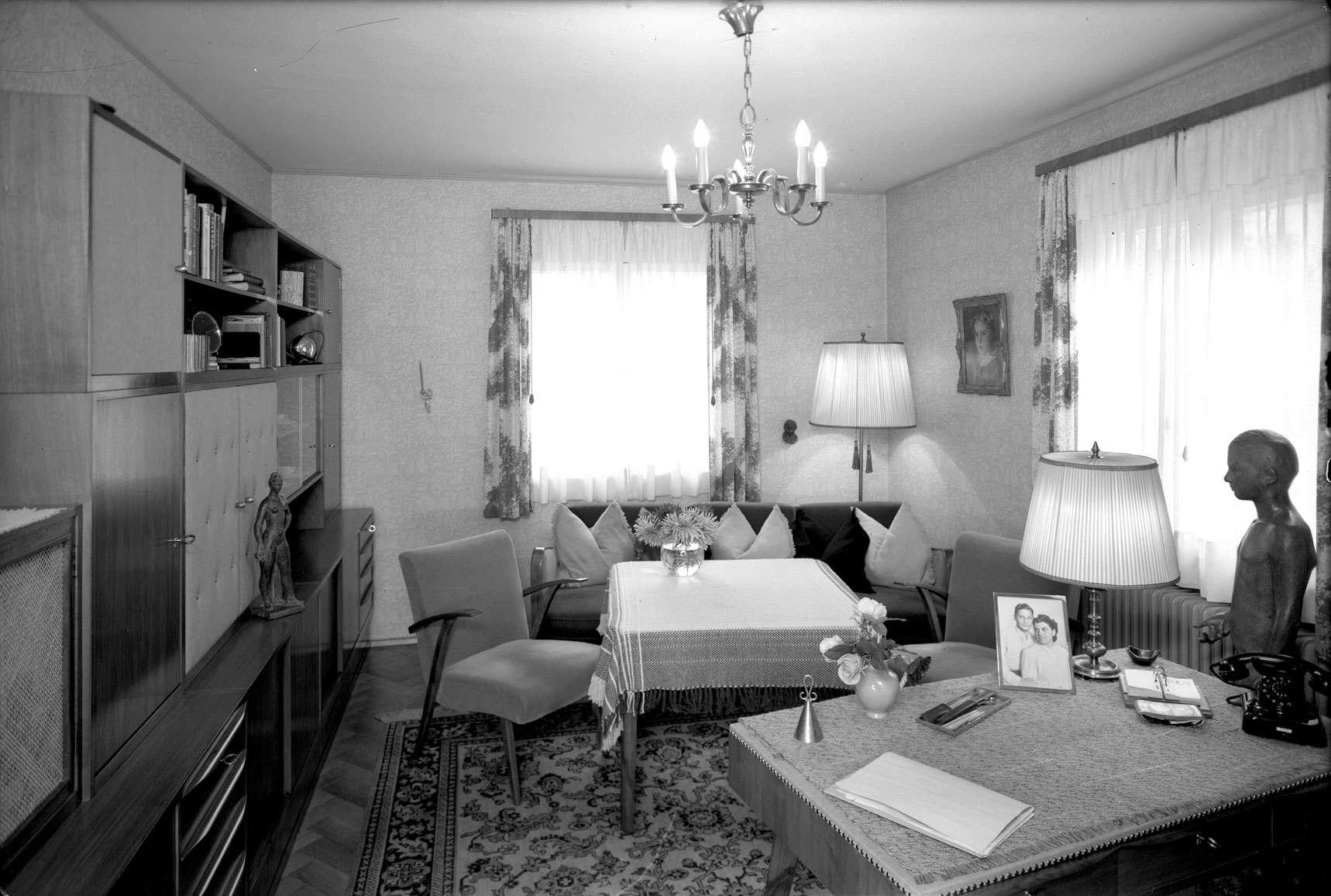 Wildbad / Höfen u.a. 1955 (2), Nr 002