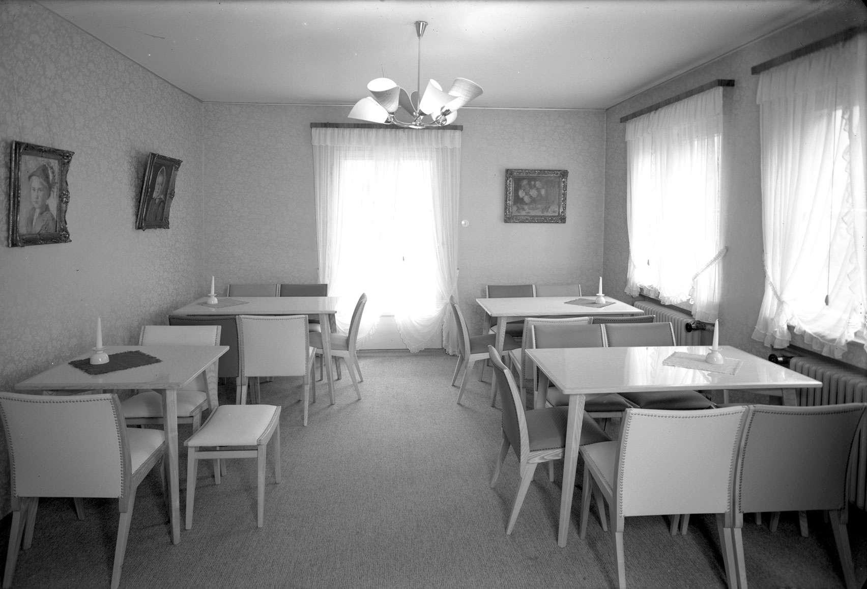 Wildbad / Höfen u.a. 1955 (2), Nr 003