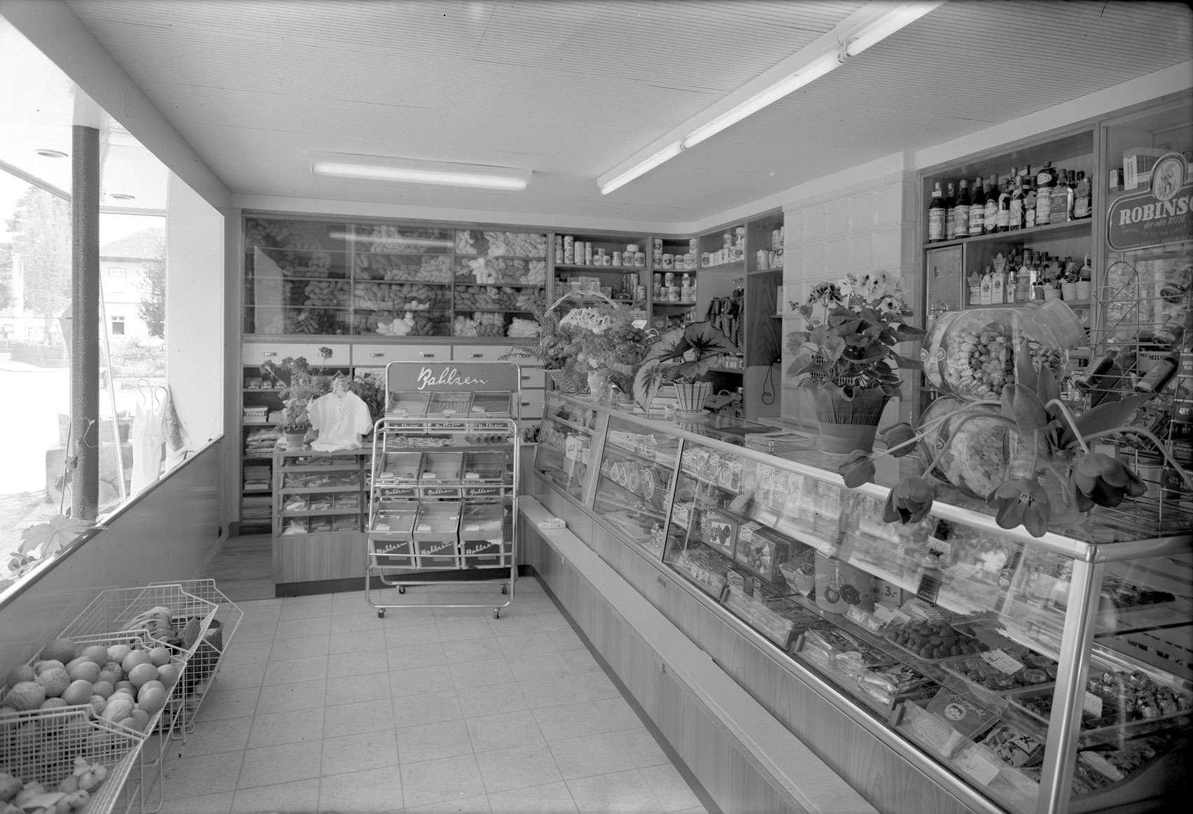 Wildbad / Höfen u.a. 1955 (1), Nr 001