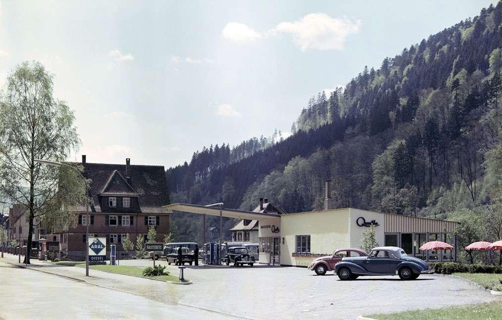 Wildbad / Höfen u.a. 1957, Nr 003