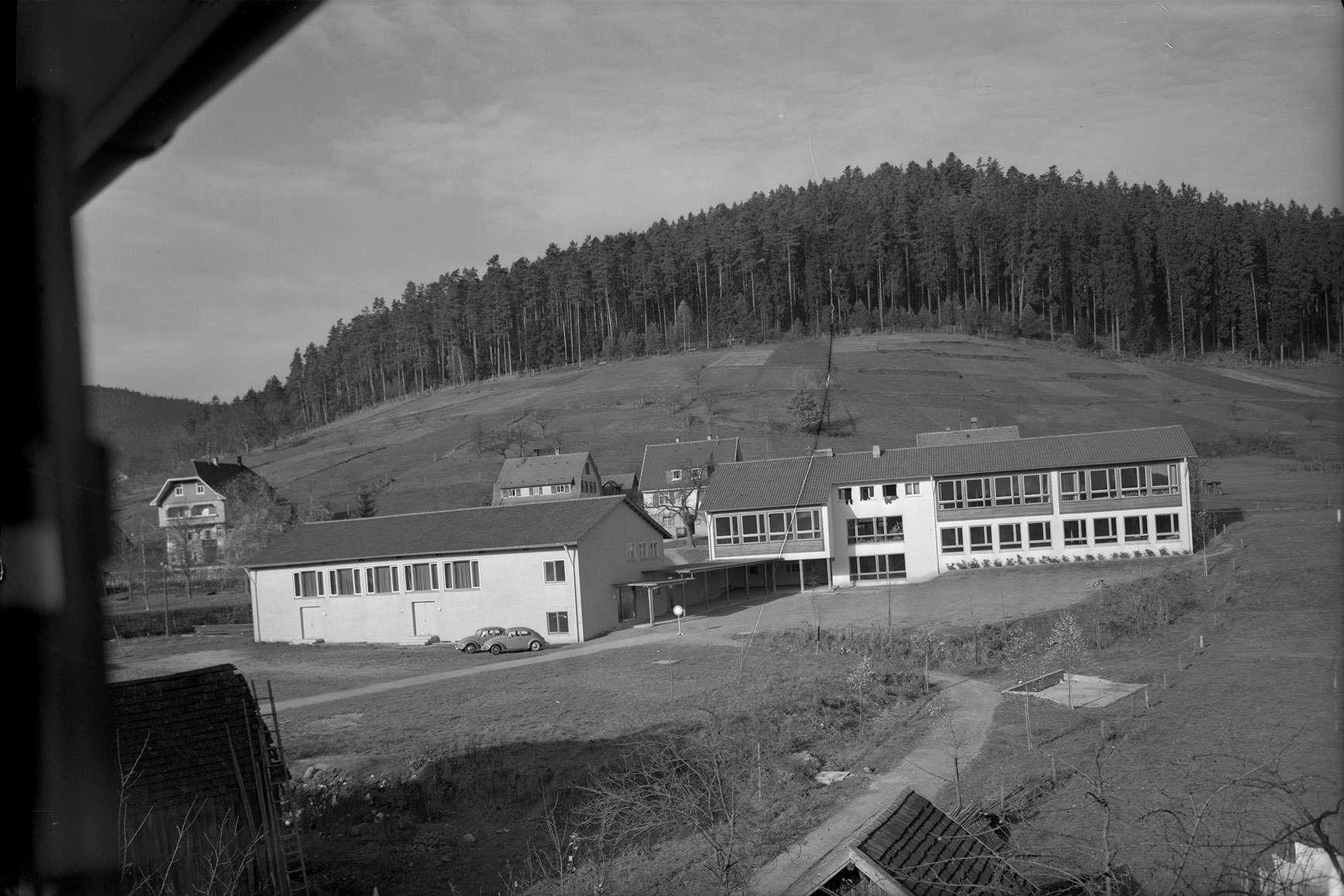 Wildbad / Enzklösterle u.a. 1957, Nr 001