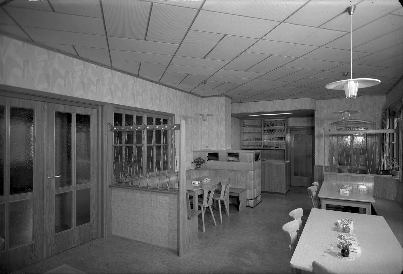 Wildbad / Calmbach / Enzklösterle u.a. 1958, Nr 001