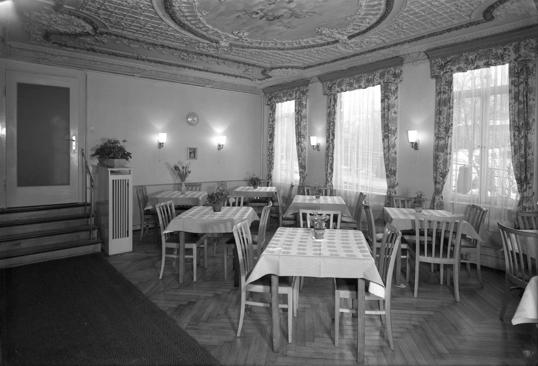 Wildbad / Calmbach / Enzklösterle u.a. 1958, Nr 003