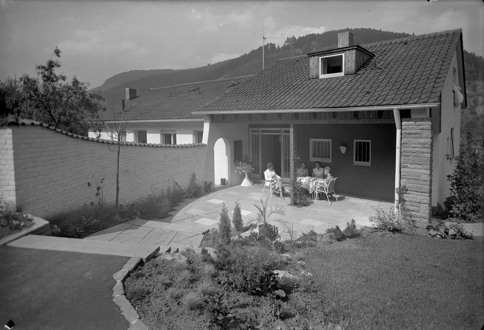 Wildbad 1958 u.a. (1), Nr 001