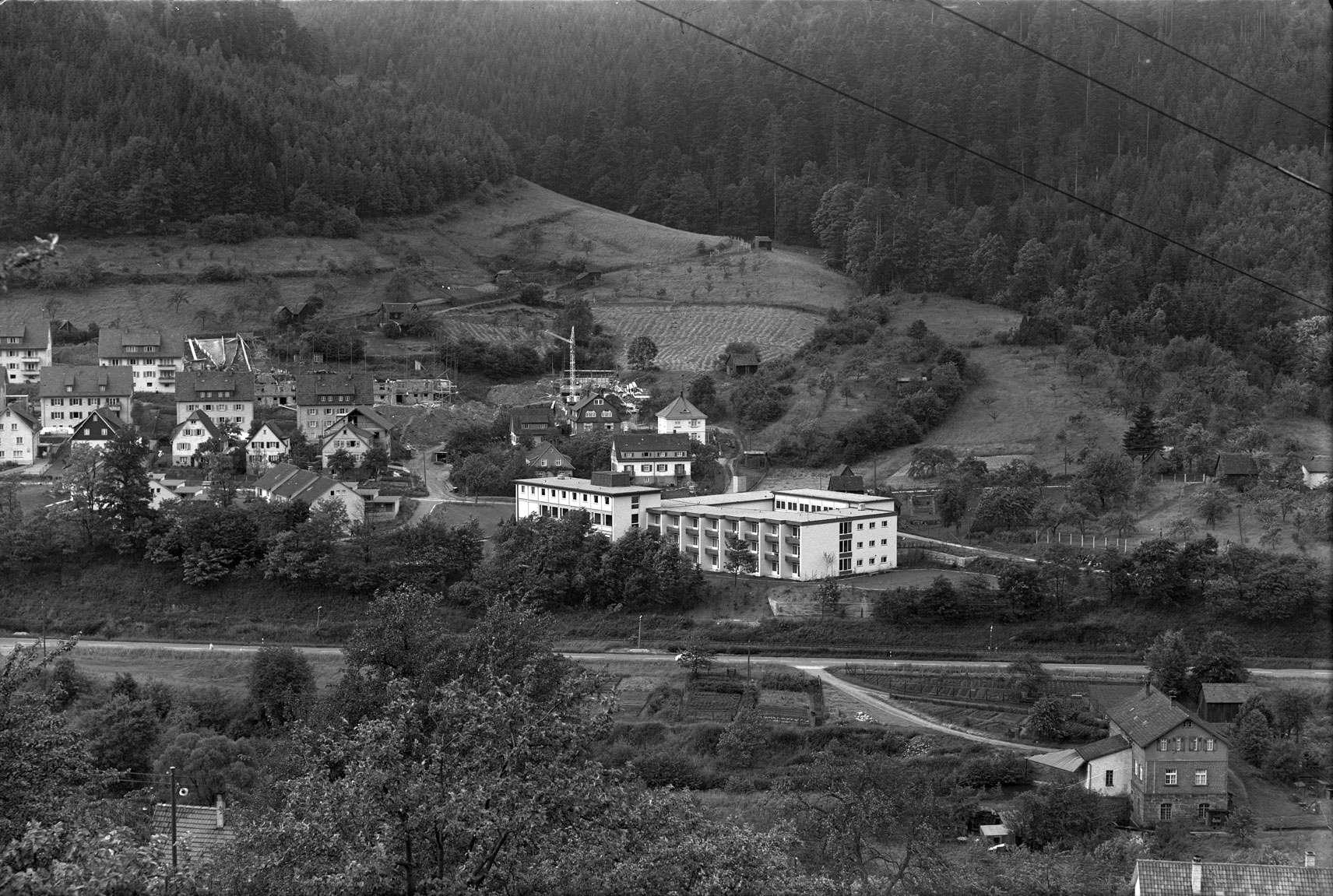 Wildbad / Calmbach u.a. 1961 (1), Nr 002