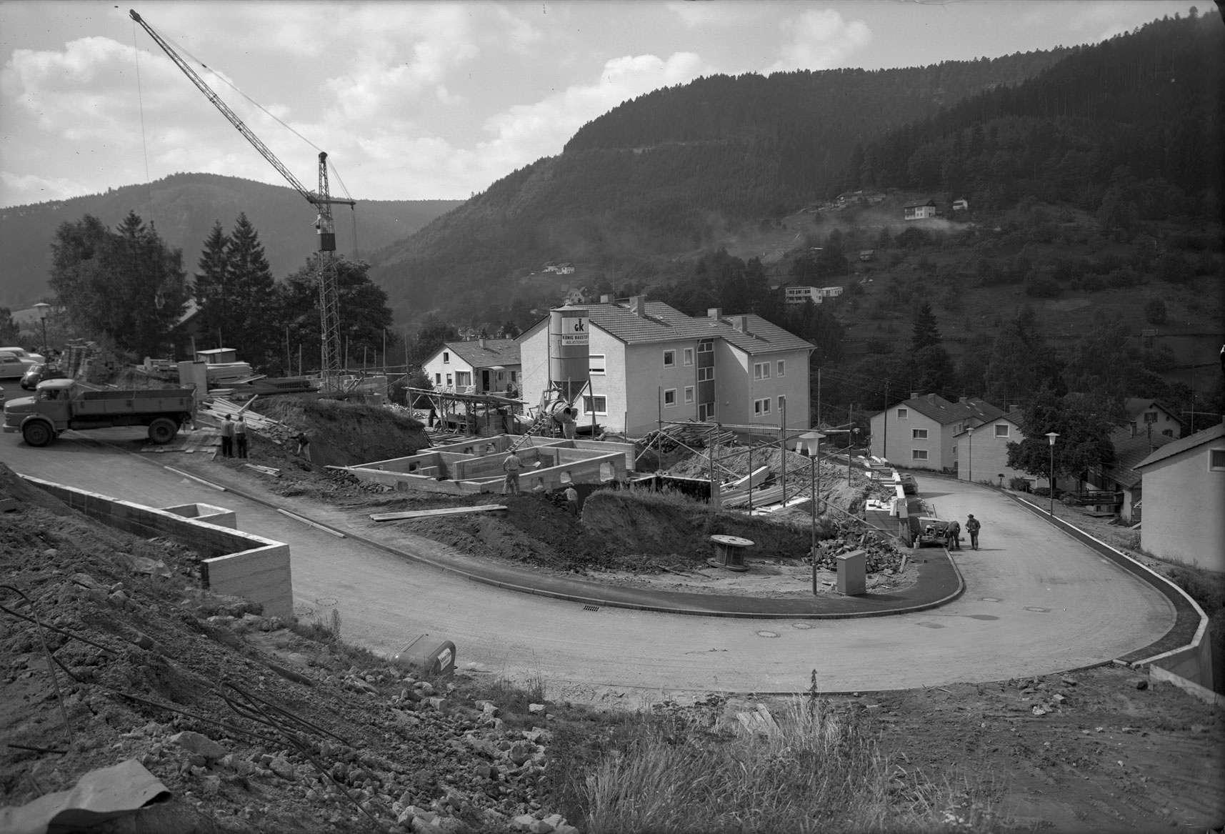 Wildbad / Calmbach u.a. 1964, Nr 003