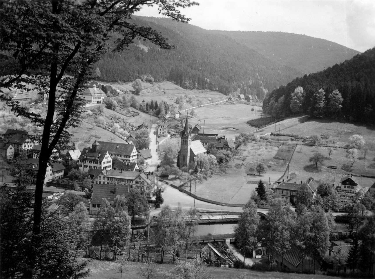 Höfen und Umgebung u.a., Nr 002