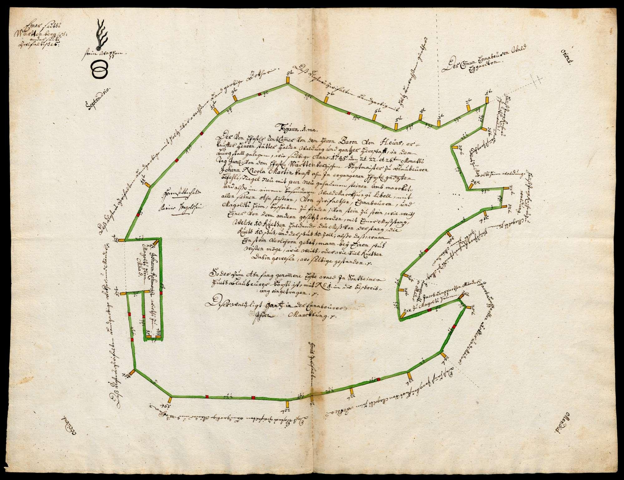 """""""Kammerwald Herrenstädter Halden"""" [Sontheimer Hut, auf Ennabeurer Markung], Bild 1"""