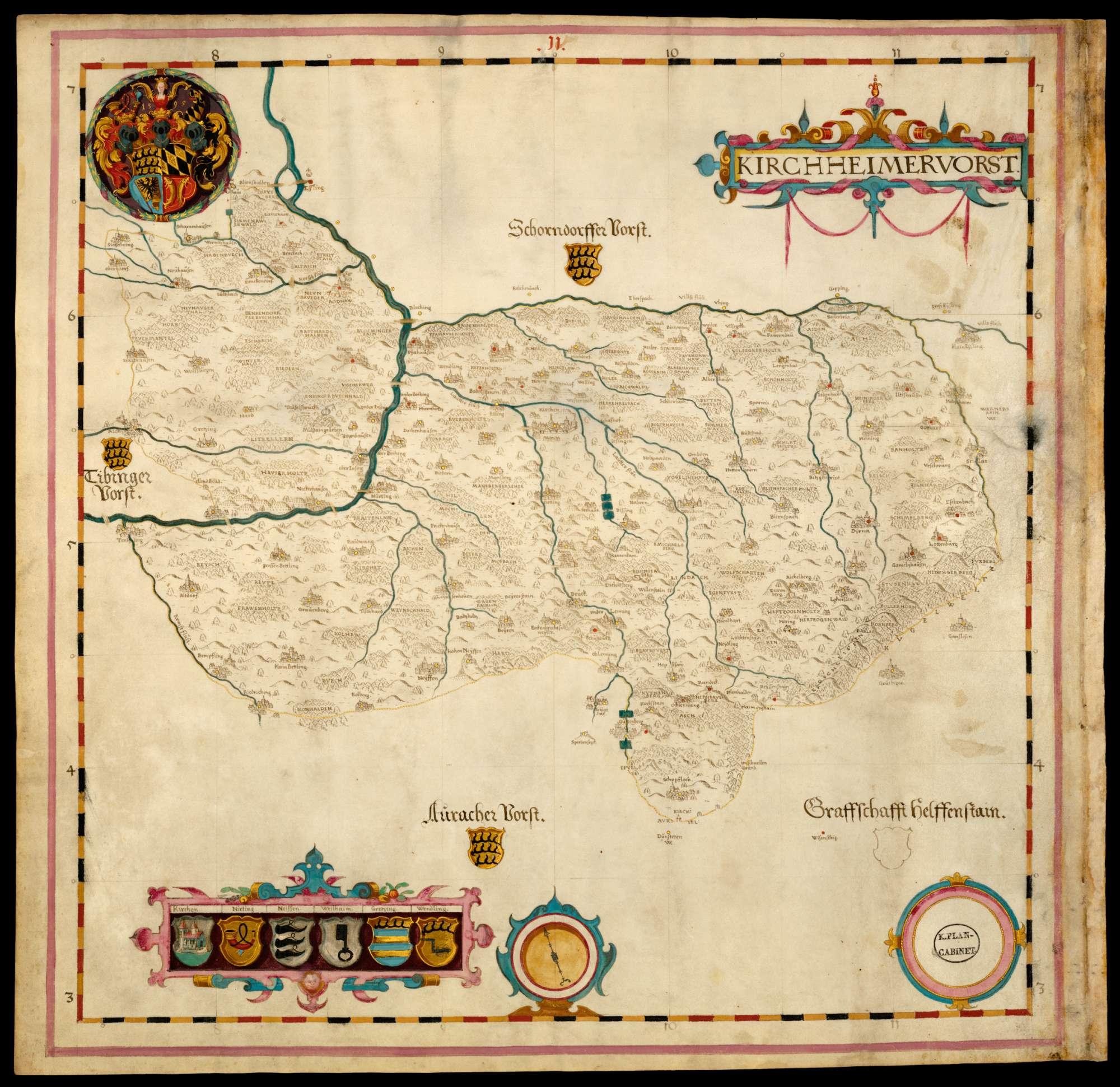 Bl. 17 v: Kirchheimer Forst (11), Bild 1