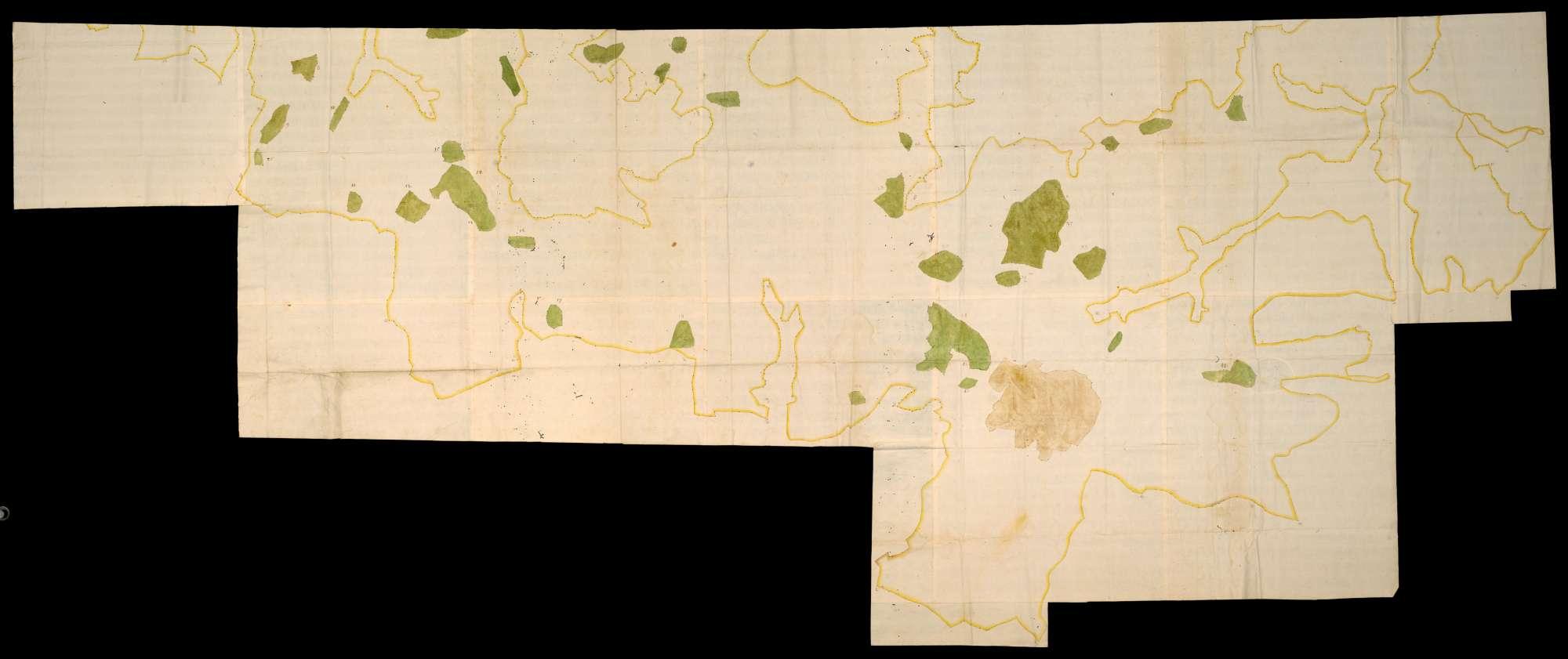 o.T. [Herrschaftlicher Wald Beckhenschlag, in Engelberger Hut], Bild 3
